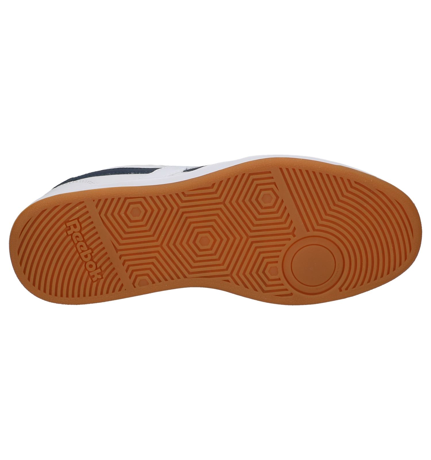 Reebok Royal Techqu Witte Lage Sportieve Sneakers | TORFS.BE