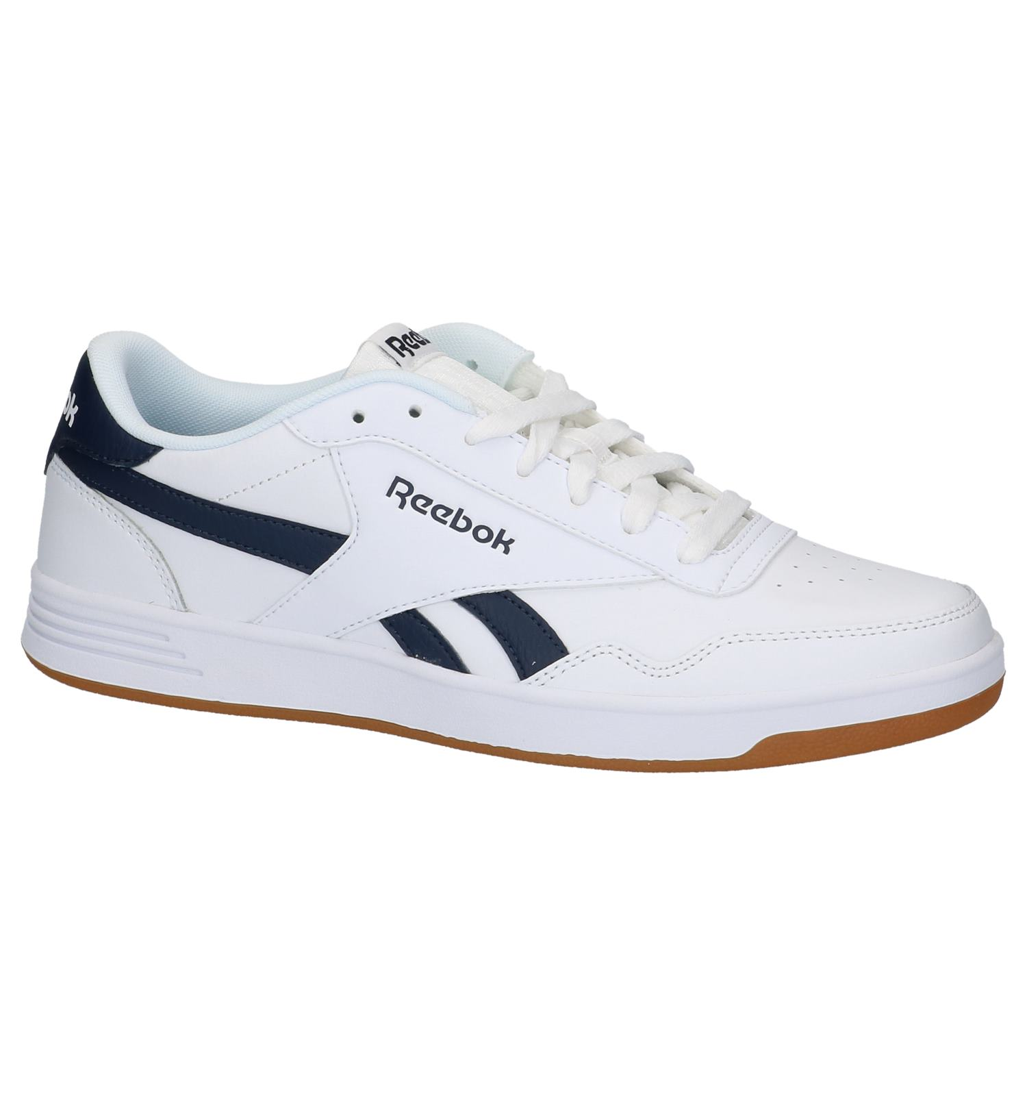 Reebok Royal Techqu Witte Lage Sportieve Sneakers | TORFS.BE | Gratis verzend en retour