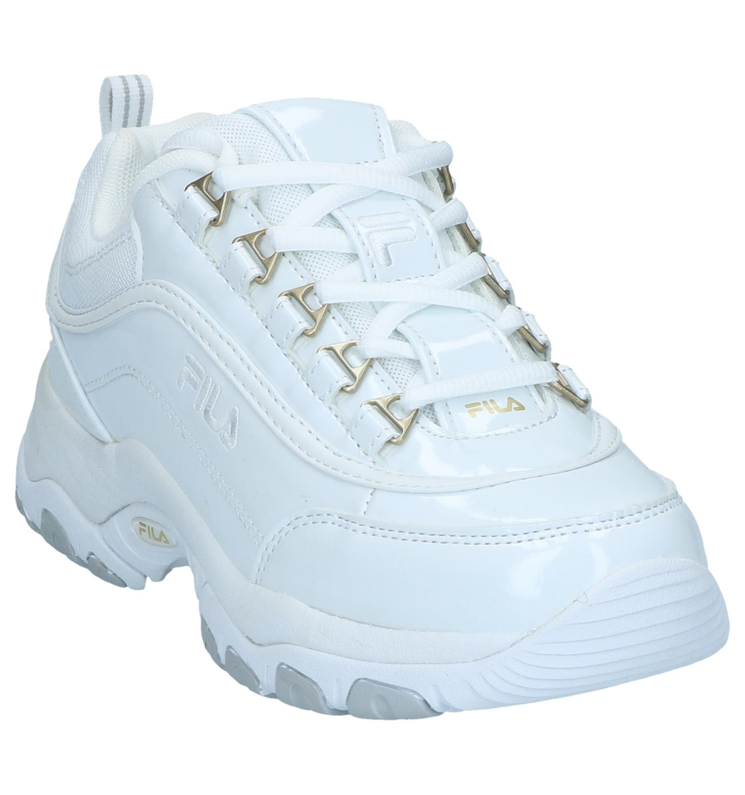 df49e9c8cbc Witte Sneakers Fila Strada Low   TORFS.BE   Gratis verzend en retour