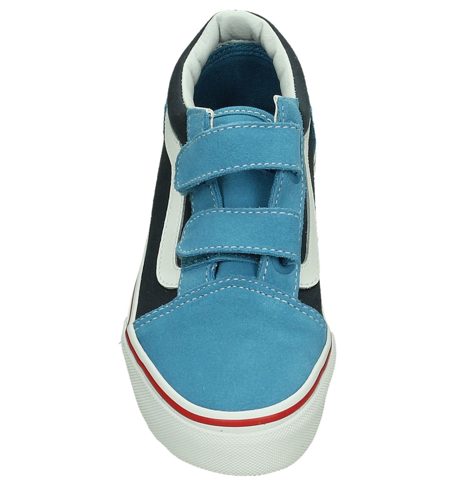 c7bb26b484cd22 Sneakers Blauw Vans Old Skool