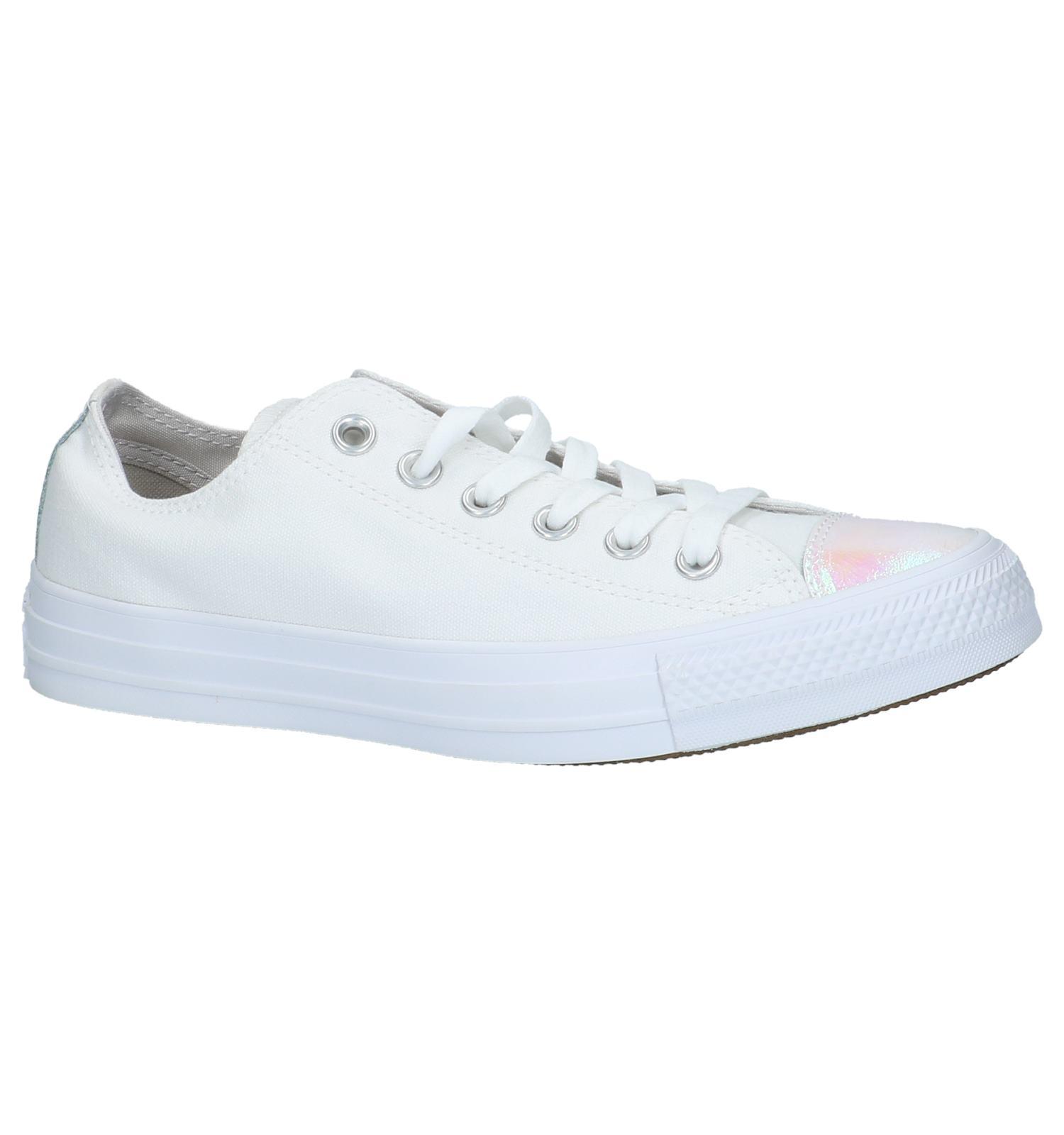 0773b6273c9 Witte Lage Sneakers Converse Chuck Taylor All Star Ox | TORFS.BE | Gratis  verzend en retour