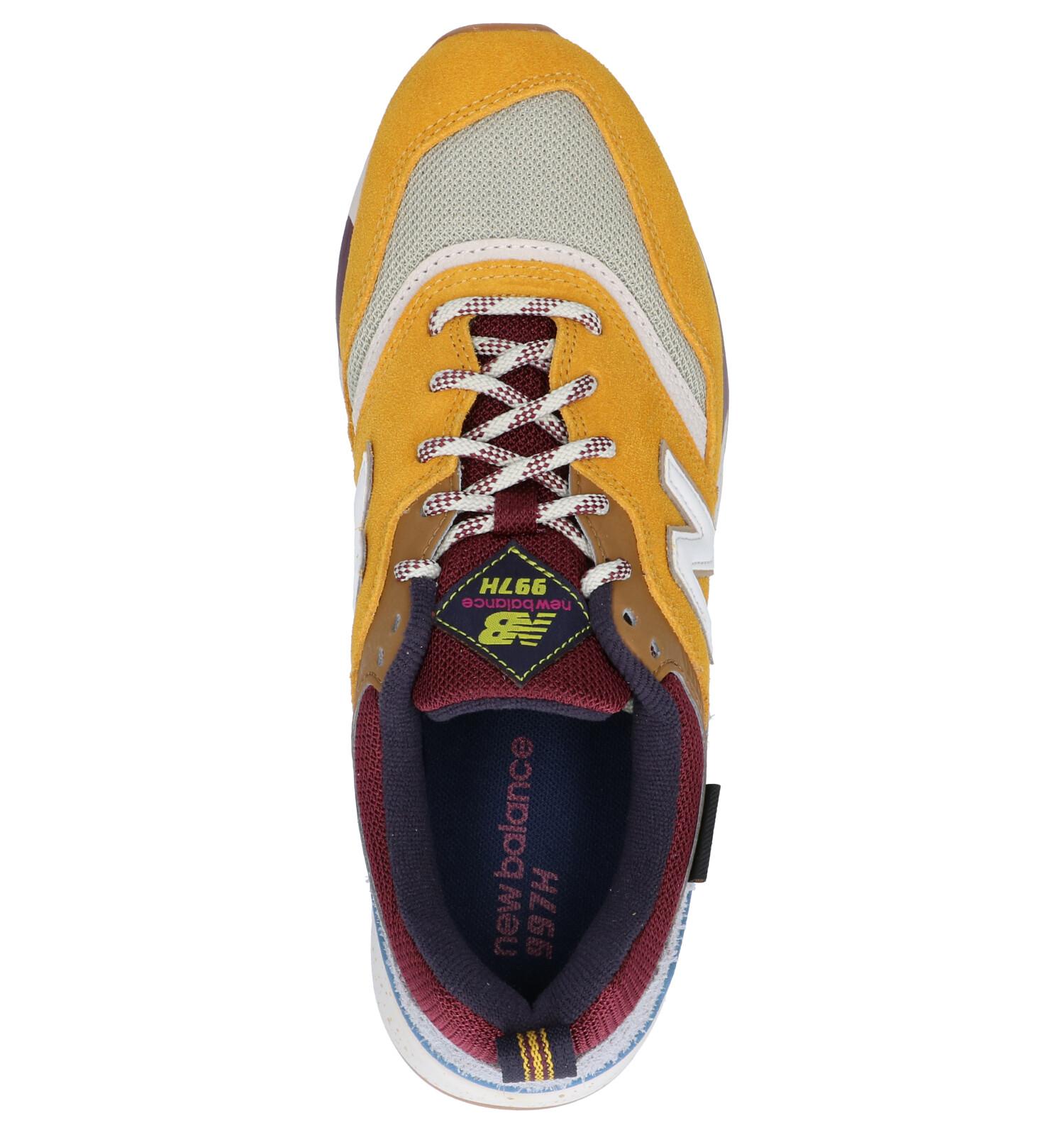 new balance 997h jaune