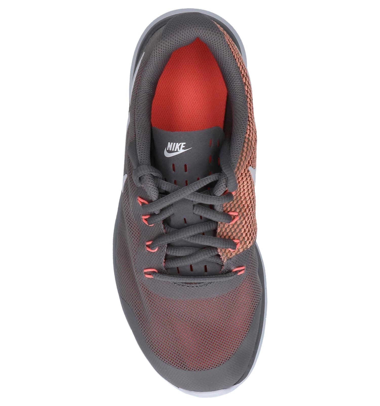 a11cf3e66a9 Nike Tanjun Racer GS Grijze Sneakers   TORFS.BE   Gratis verzend en retour