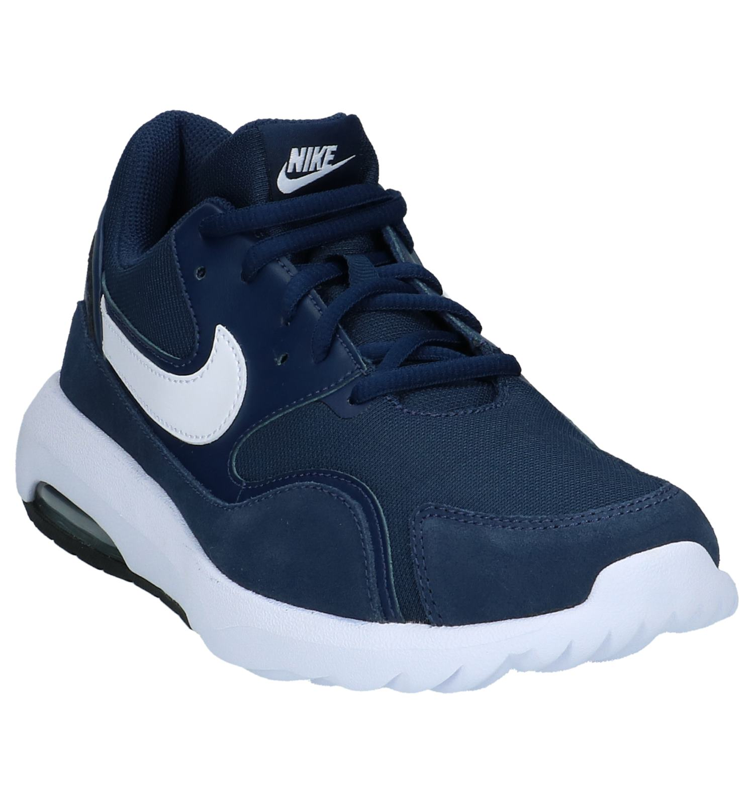 outlet store 30a72 70d8a Donker Blauwe Nike Air Max Nostalgic Sneakers  TORFS.BE  Gratis verzend  en retour