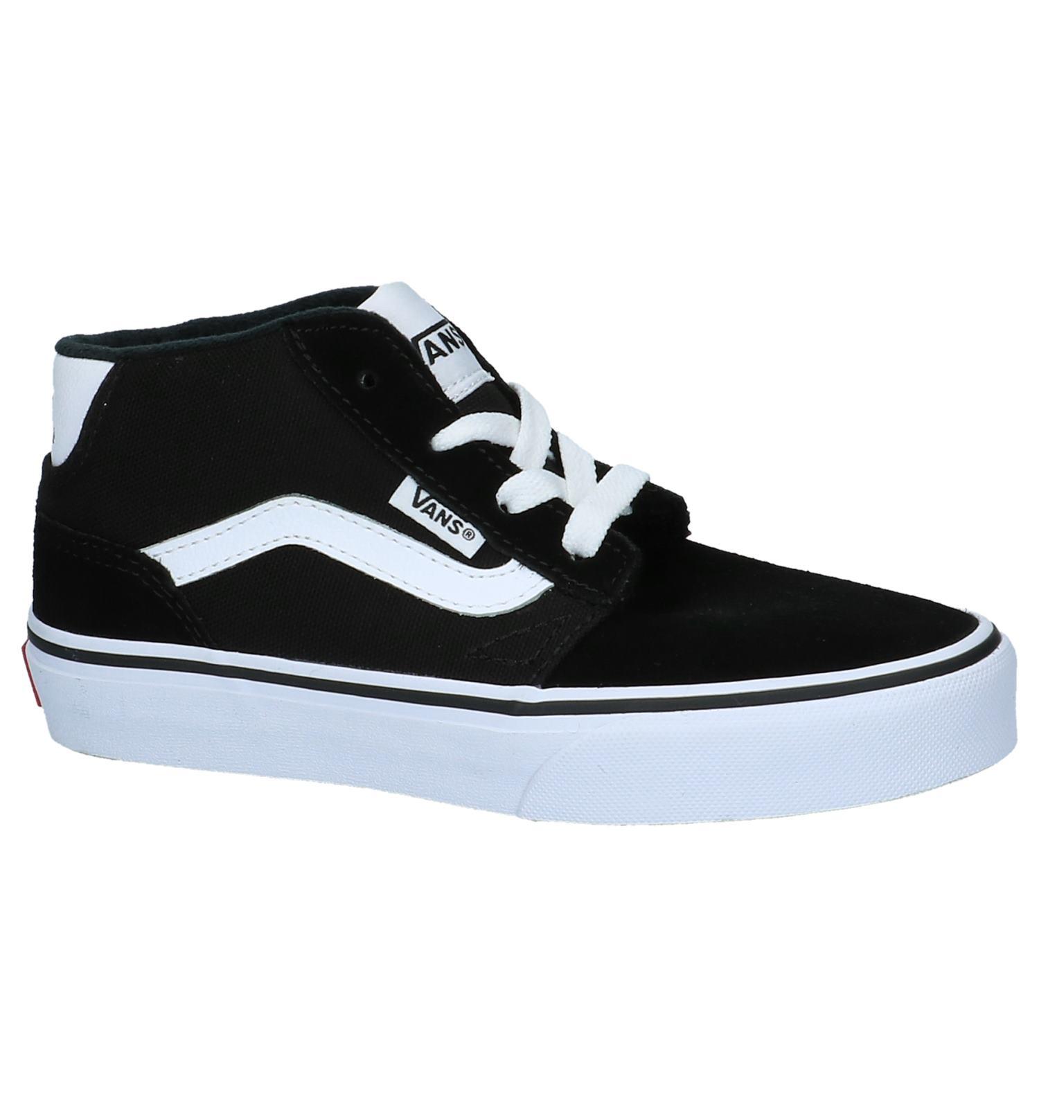 8ef26707482 Zwarte Hoge Skateschoenen Vans YT Chapman Mid | TORFS.BE | Gratis verzend  en retour