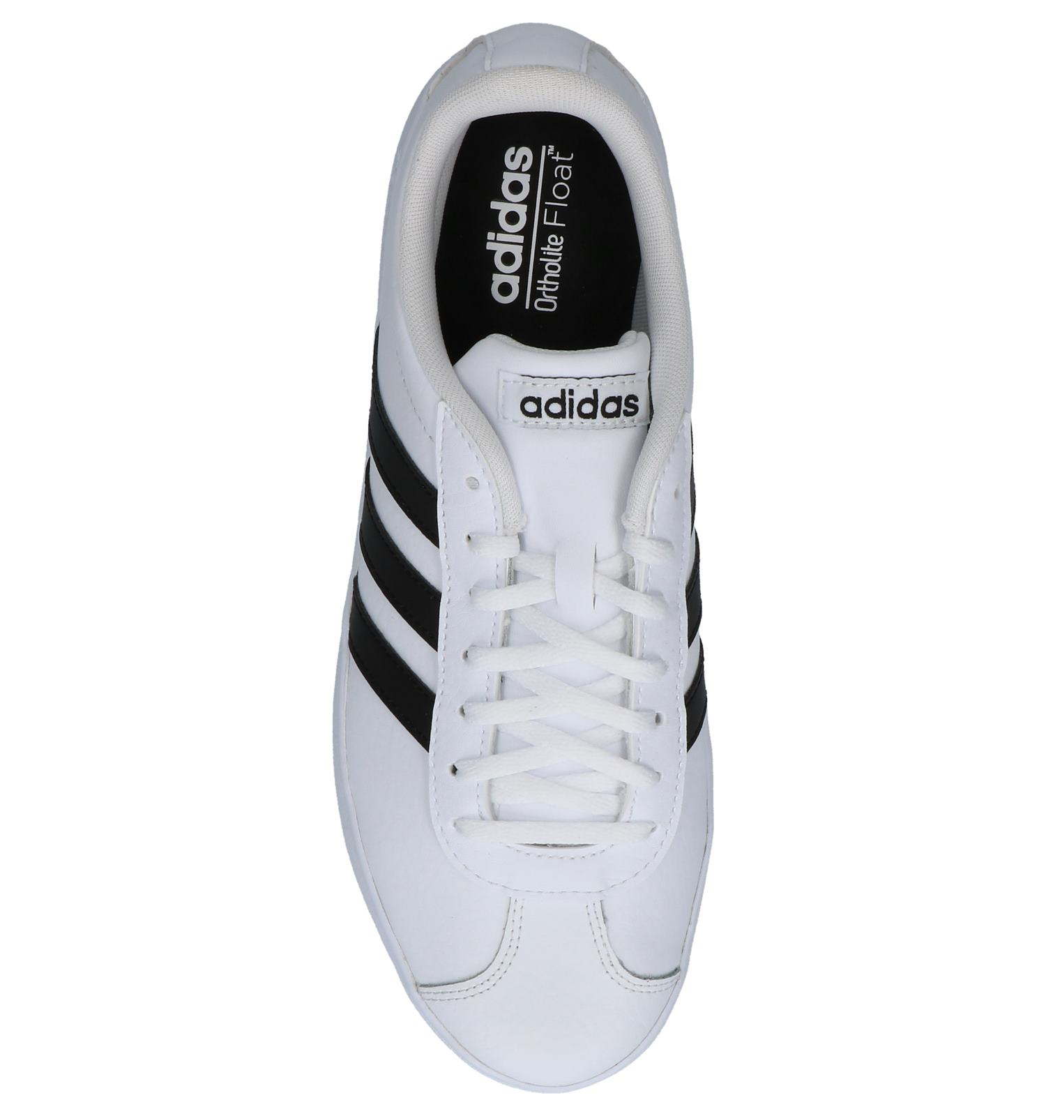 9509abadef3 Witte Lage Sportieve Sneakers adidas VL Court 2.0 | TORFS.BE | Gratis  verzend en retour