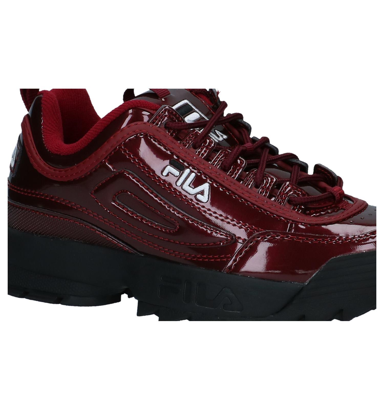 0e8997e2748 Bordeaux Sneakers Fila Disruptor   TORFS.BE   Gratis verzend en retour