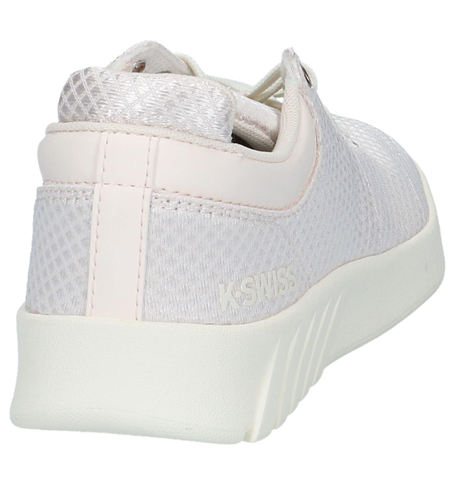 c421da4afbb K-Swiss Aero Trainer Rose Gold Sneakers