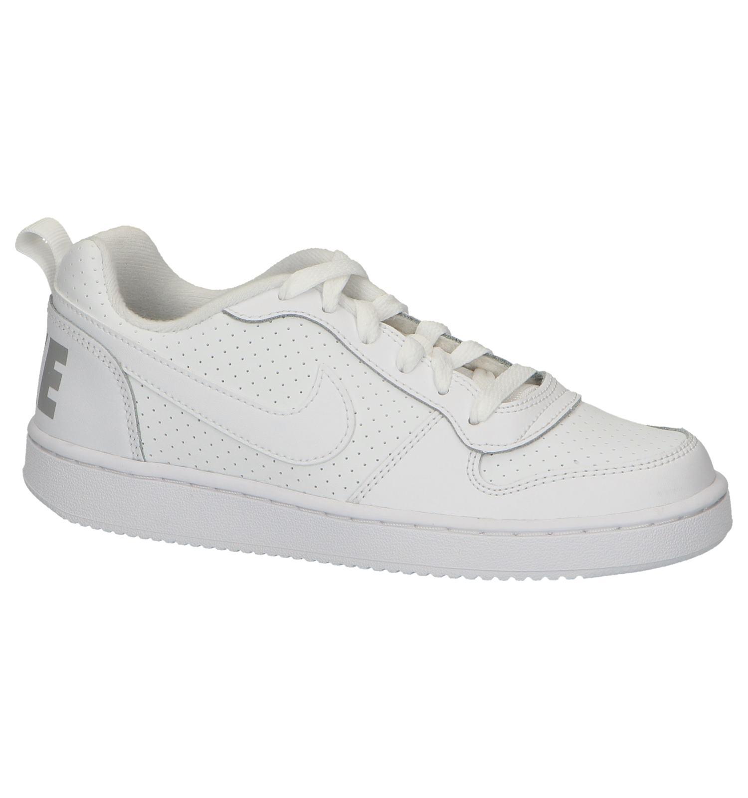 be3241cb5e2 Witte Sneakers Nike Court Borough Low | TORFS.BE | Gratis verzend en retour