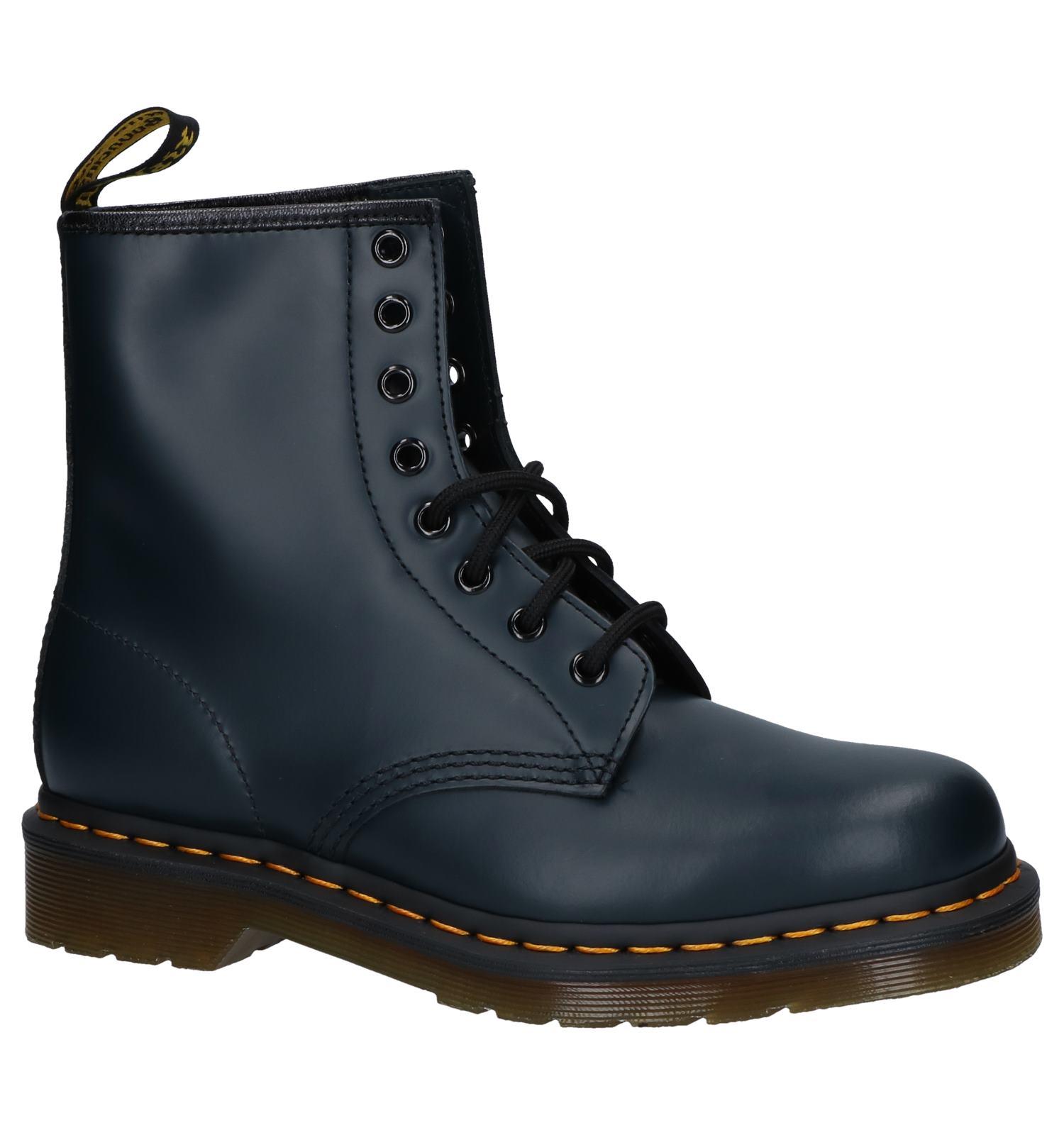 new cheap exclusive range new styles Blauwe Dr. Martens Boots | TORFS.BE | Gratis verzend en retour