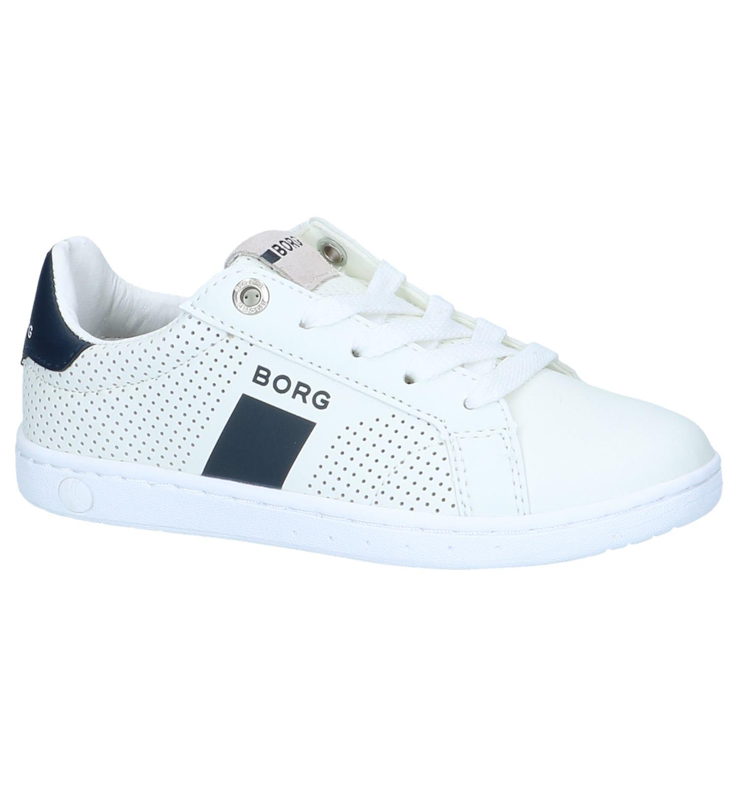 65af416b98e Witte Lage Sneakers Björn Borg | TORFS.BE | Gratis verzend en retour