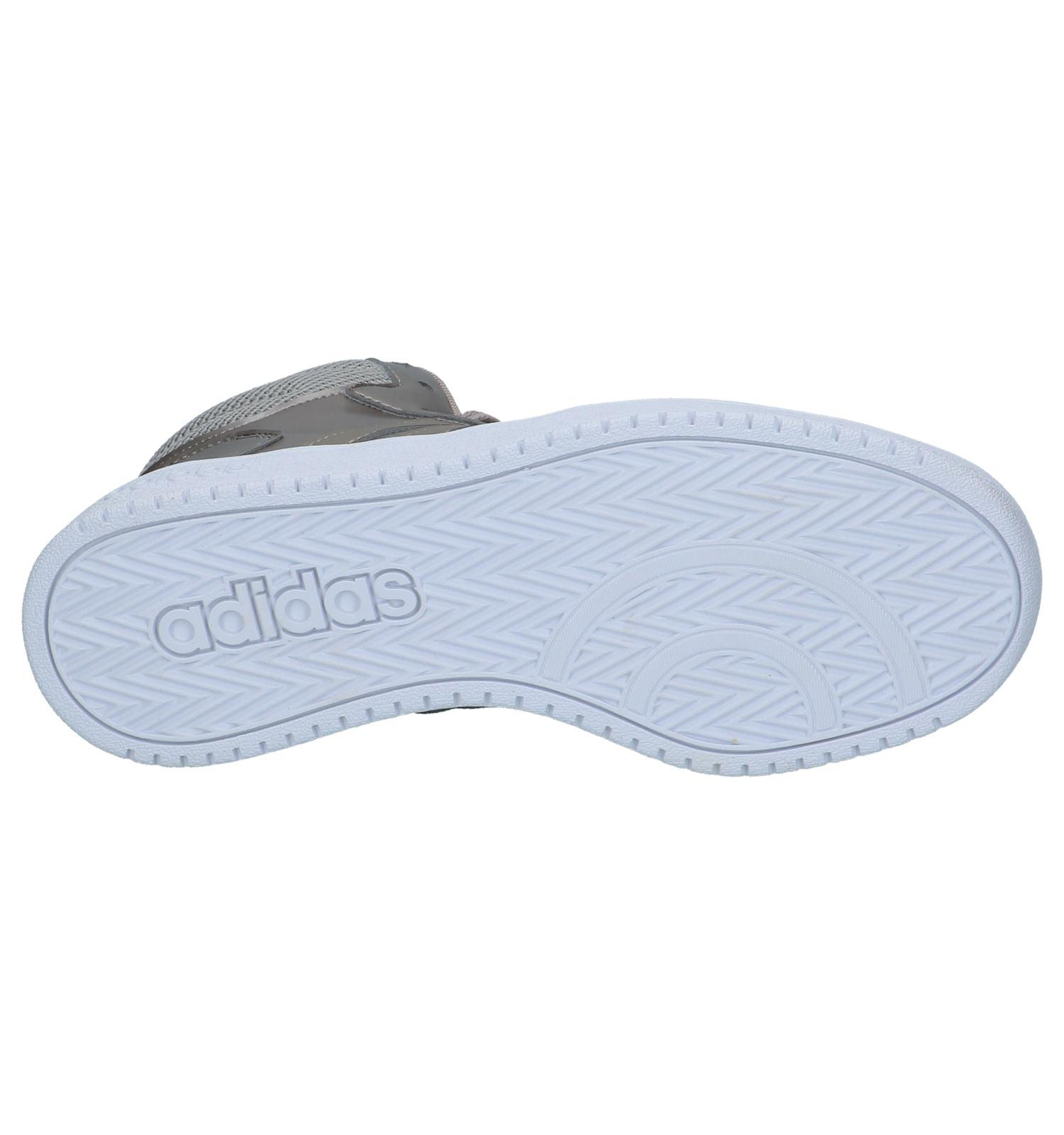 Bronzen adidas Hoops 2.0 Mid Sneakers | TORFS.BE | Gratis