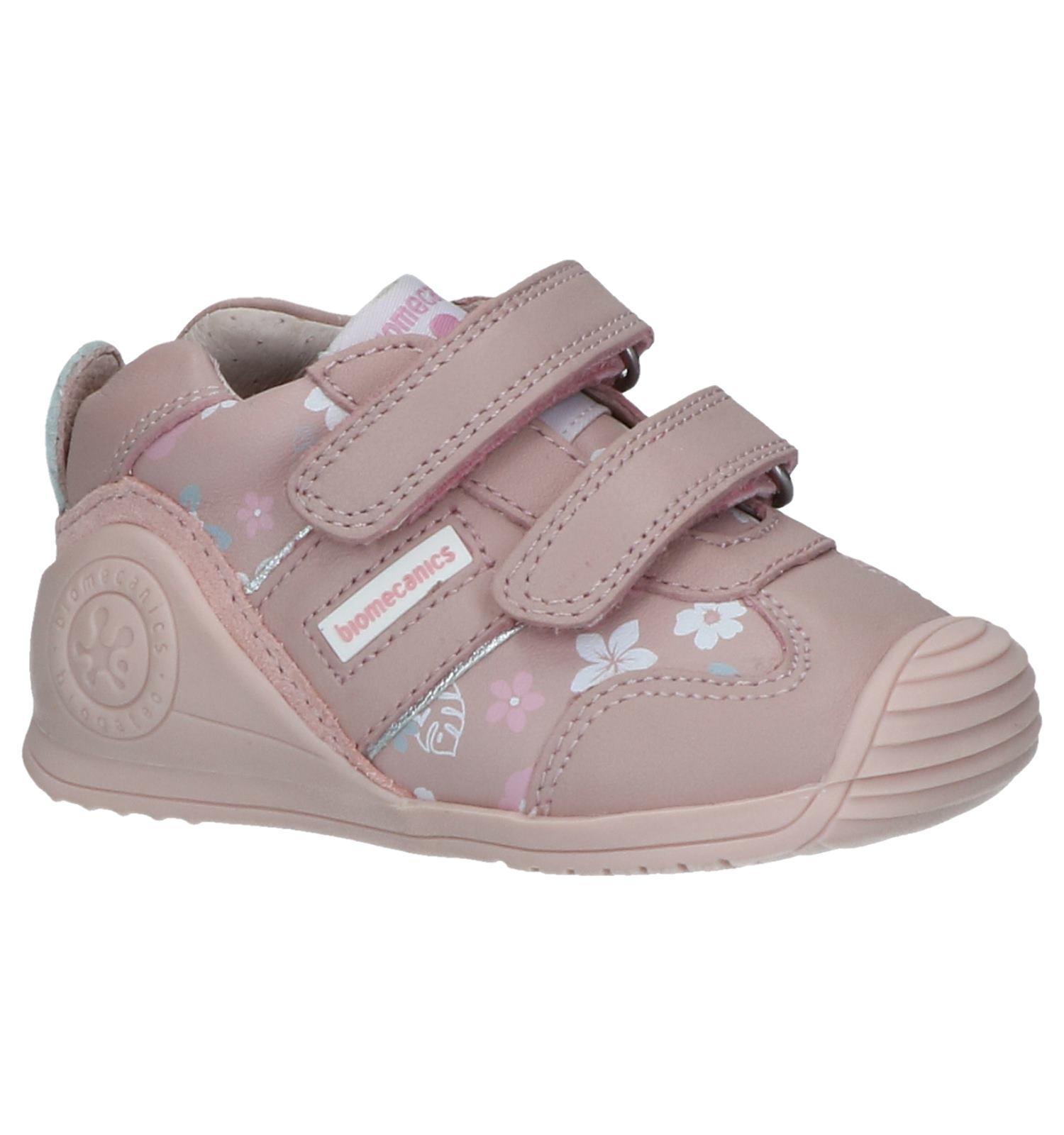 d5e0950cb0aca Biomecanics Chaussures pour bébé (Rose clair)