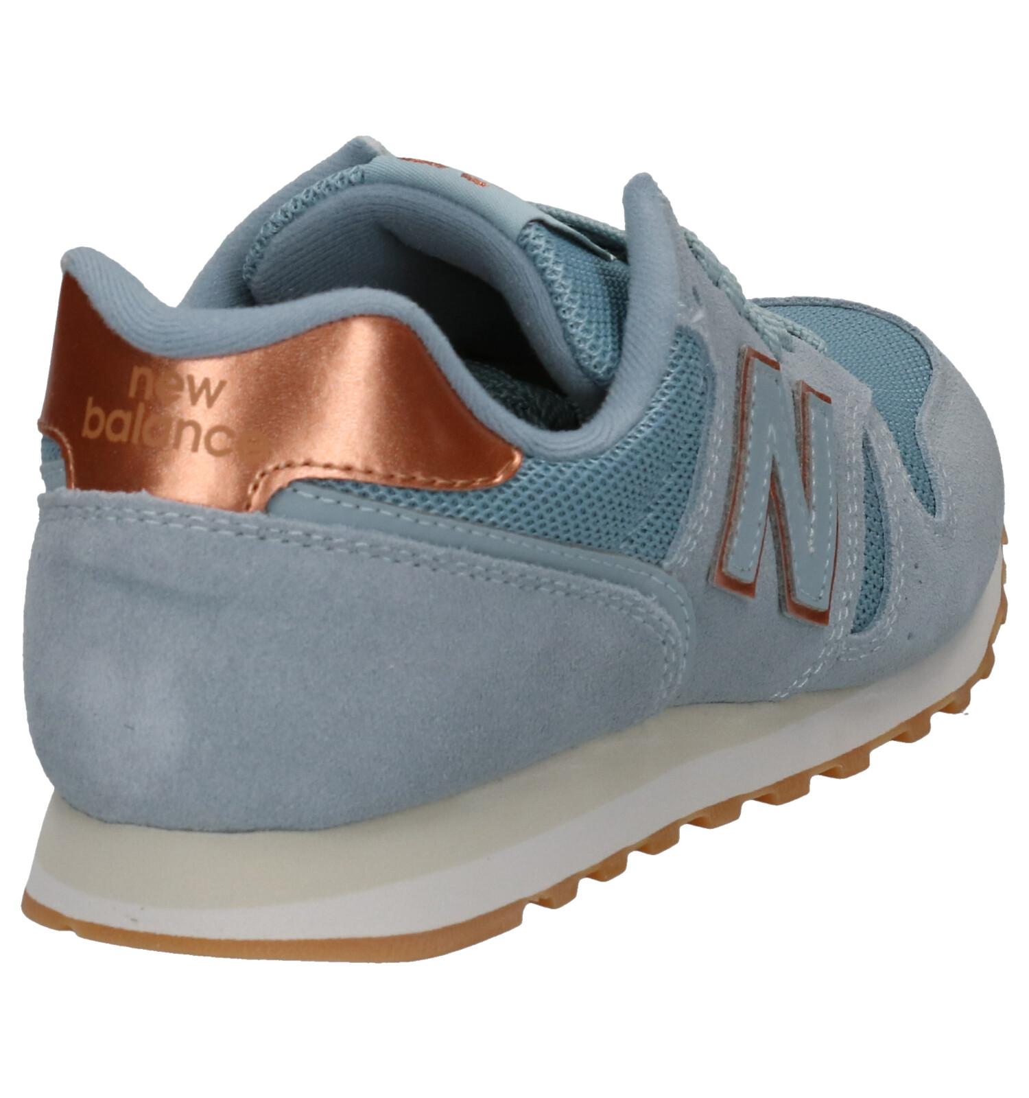 New Balance WL 373 Blauwe Sneakers | TORFS.BE | Gratis ...