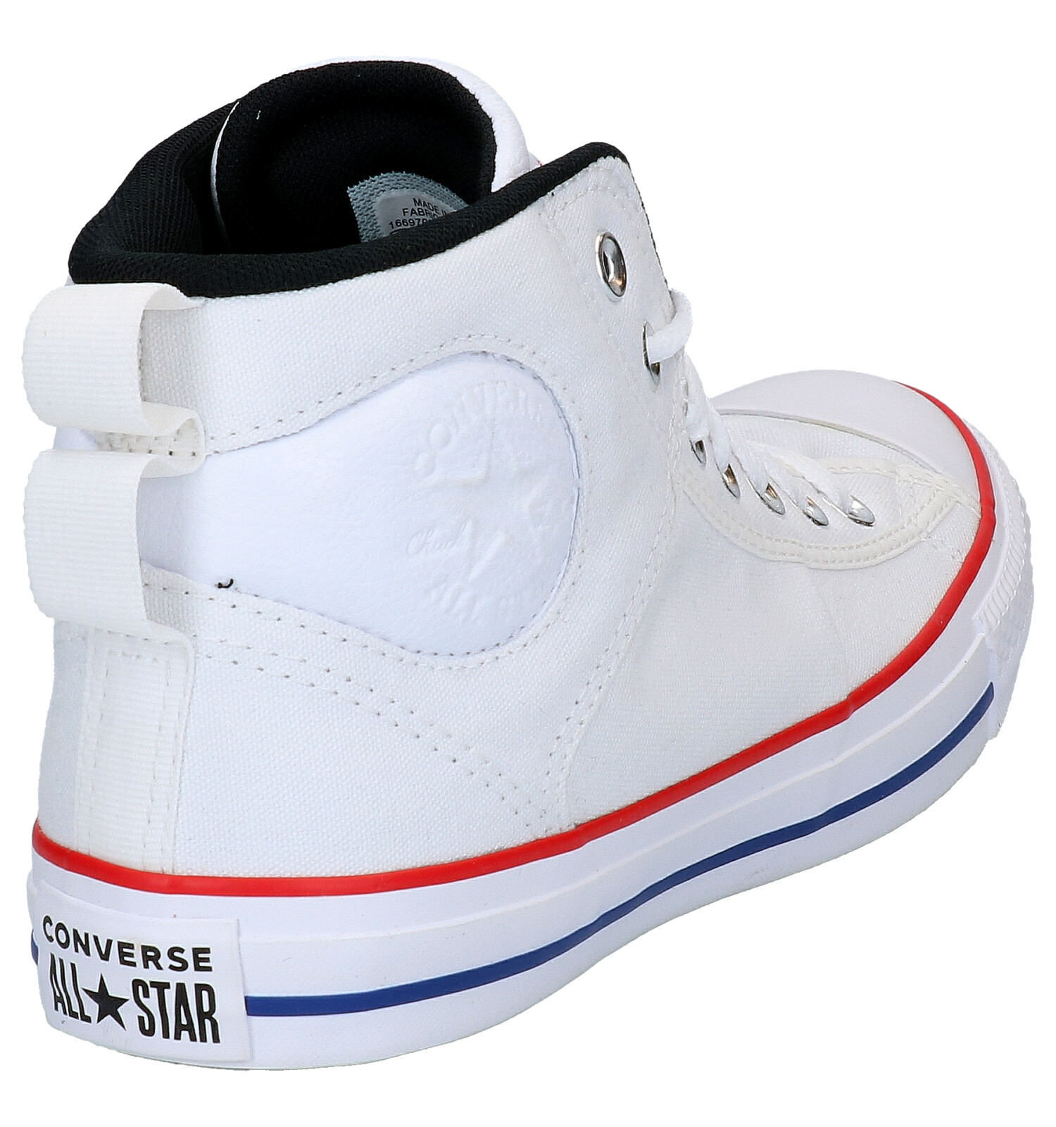 Converse Chuck Taylor AS Witte Sneakers | TORFS.BE | Gratis ...