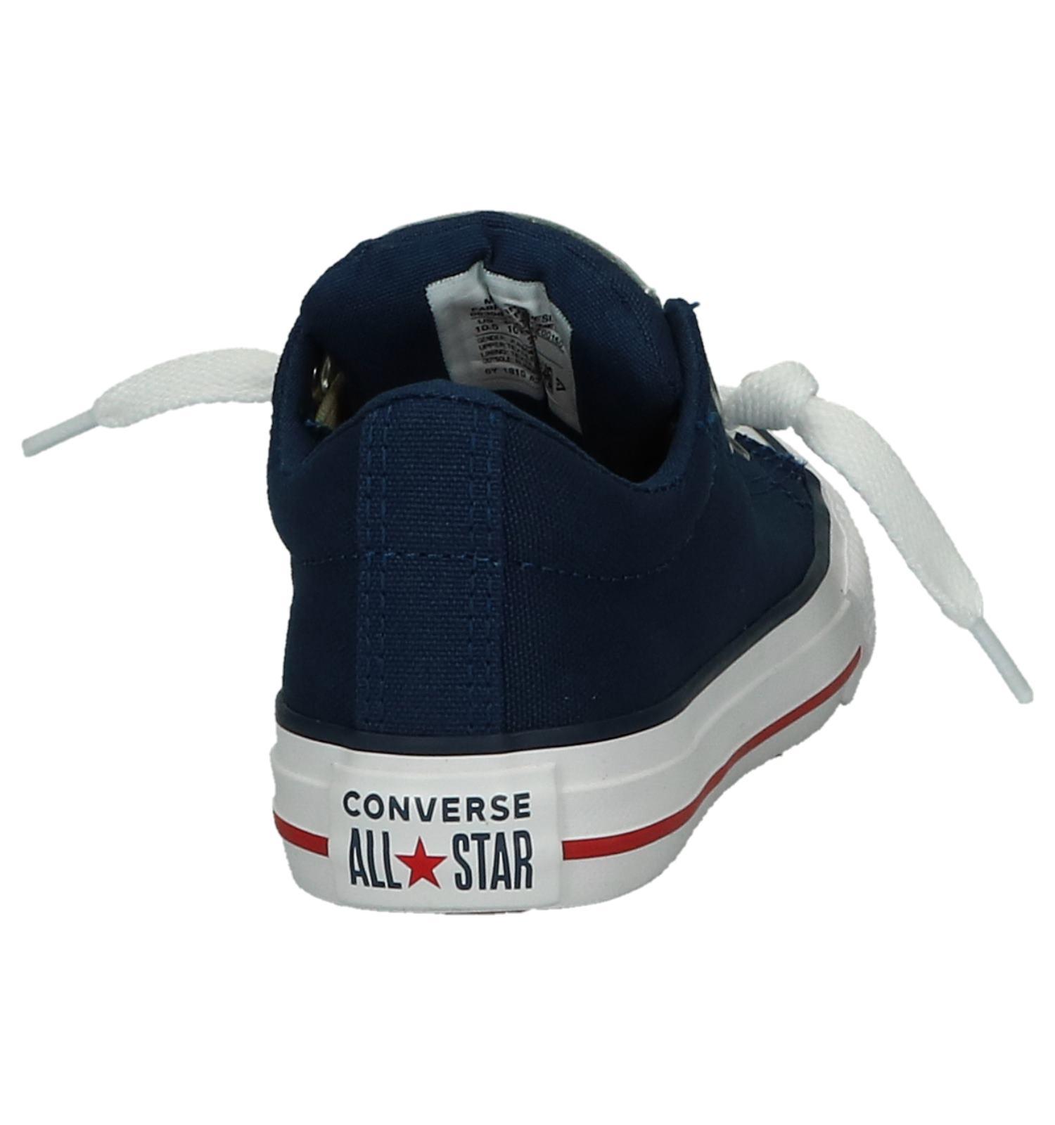 9b9df1f0c0d Donkerblauwe Sneakers Converse Chuck Taylor AS Street Slip | TORFS.BE |  Gratis verzend en retour