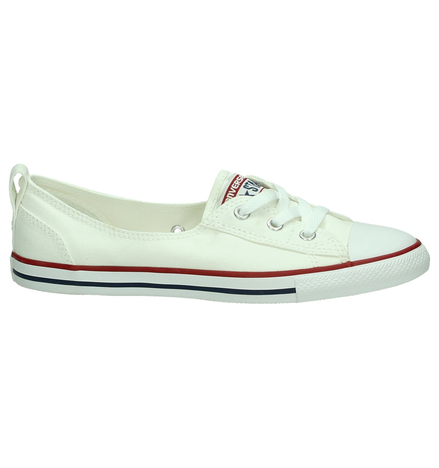0f58cb3796e9 Converse CT All Star Ballet Witte Slip-on Sneakers