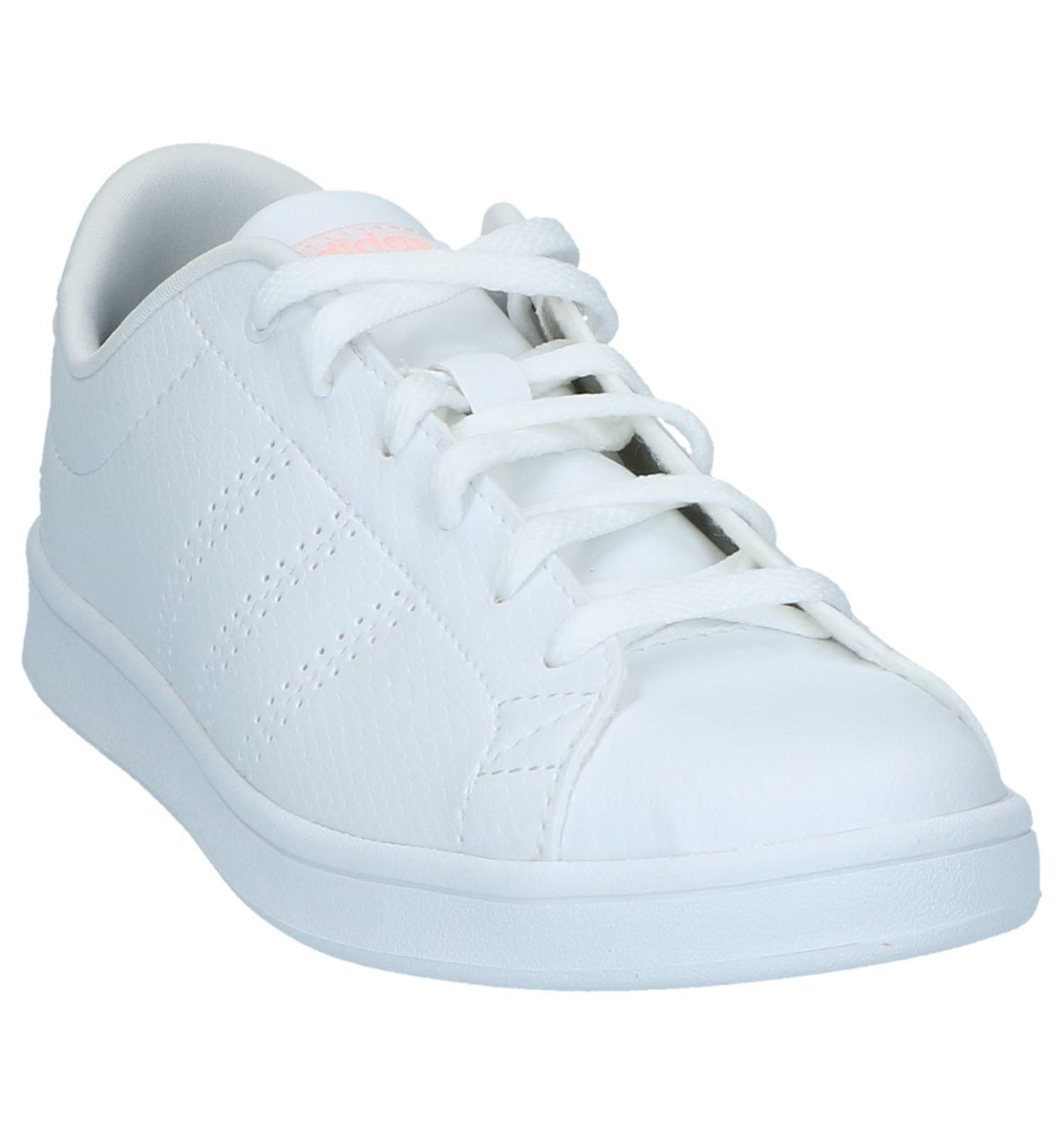 f50d90f7b87 Witte Sneakers adidas Advantage Clean QT | TORFS.BE | Gratis verzend en  retour
