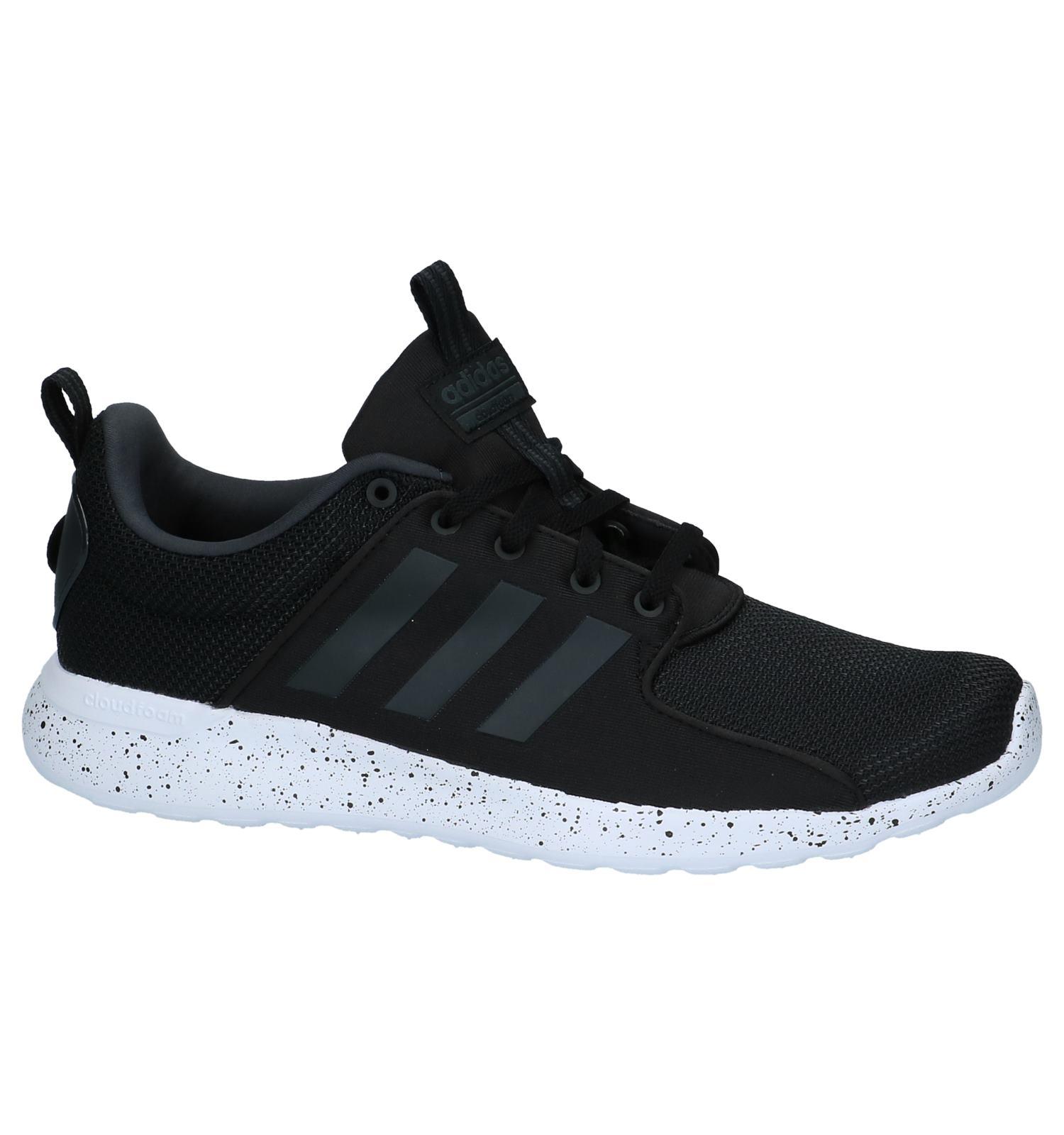 hot sales 328a1 500a0 Zwarte Runner Sneakers adidas Cloudfoam Lite Racer  TORFS.BE  Gratis  verzend en retour