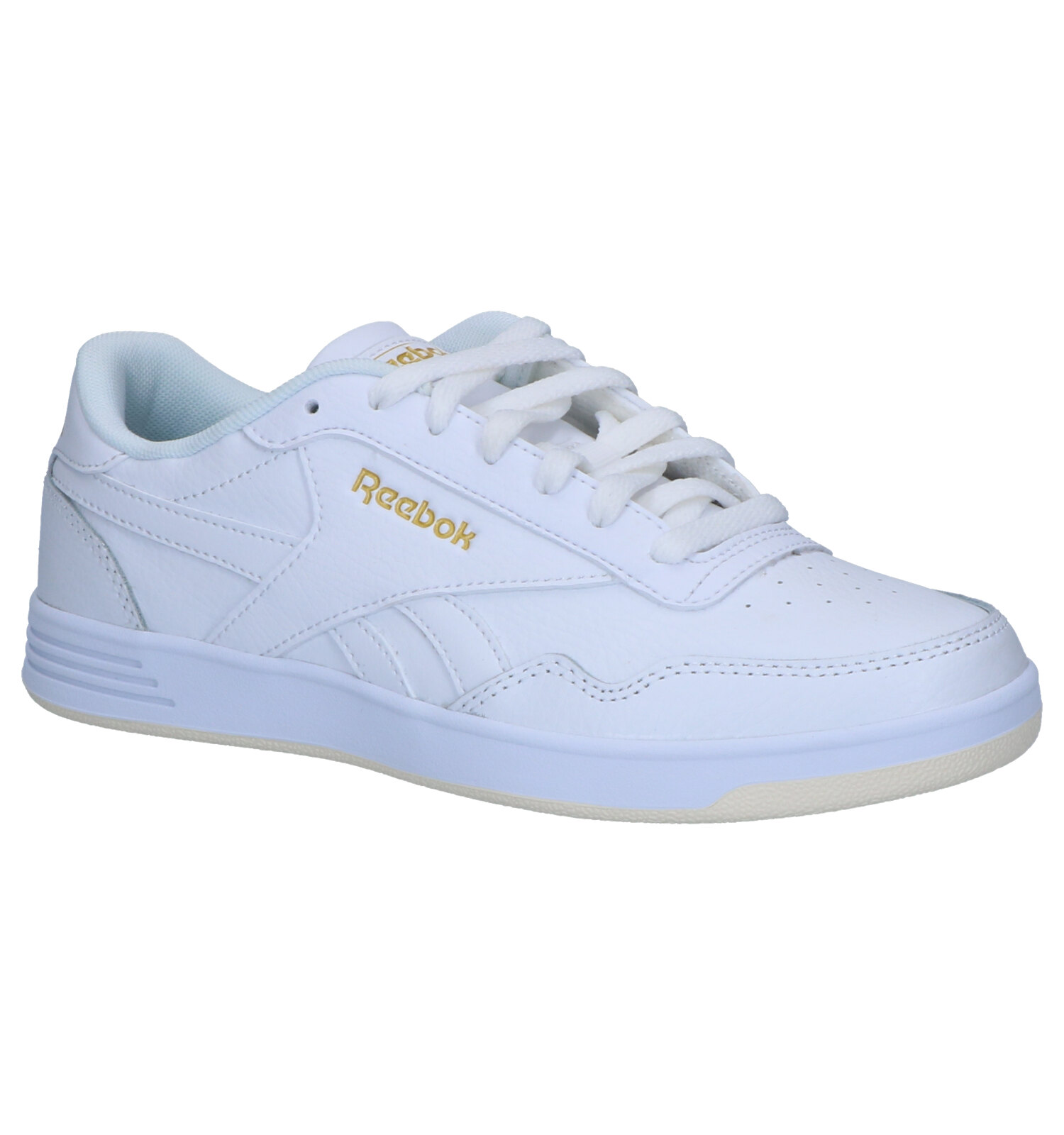 Reebok Royal Techqu Witte Sneakers | TORFS.BE | Gratis verzend en retour