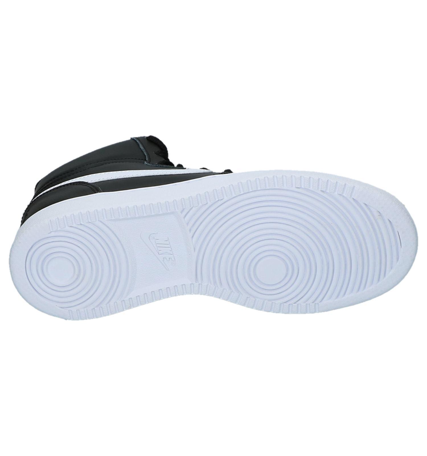 online store d47f1 d747b Zwarte Sneakers Nike Ebernon Mid   TORFS.BE   Gratis verzend en retour