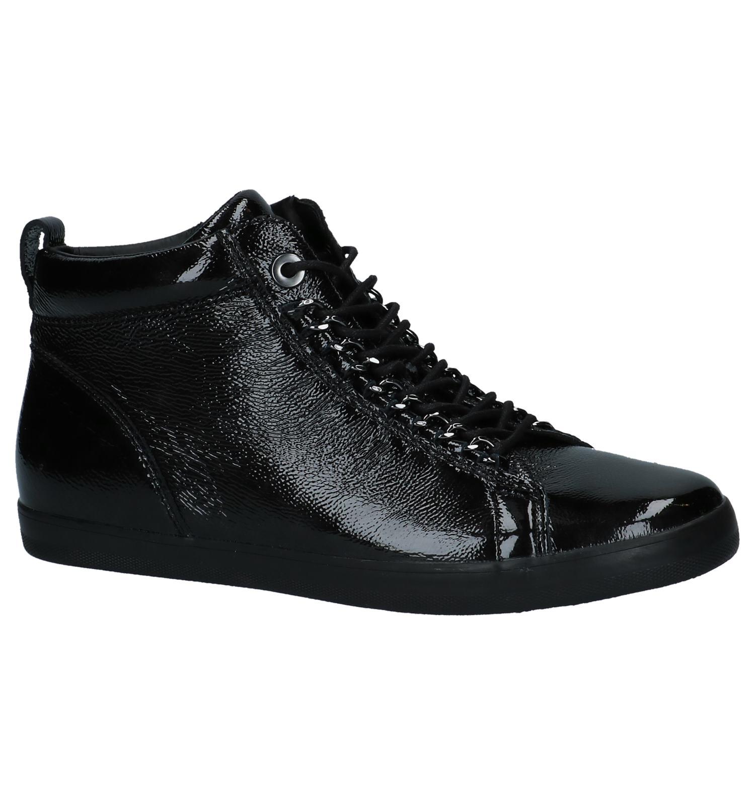 c7d479c8a43 Zwarte Hoge Sneakers Gabor Optifit | TORFS.BE | Gratis verzend en retour