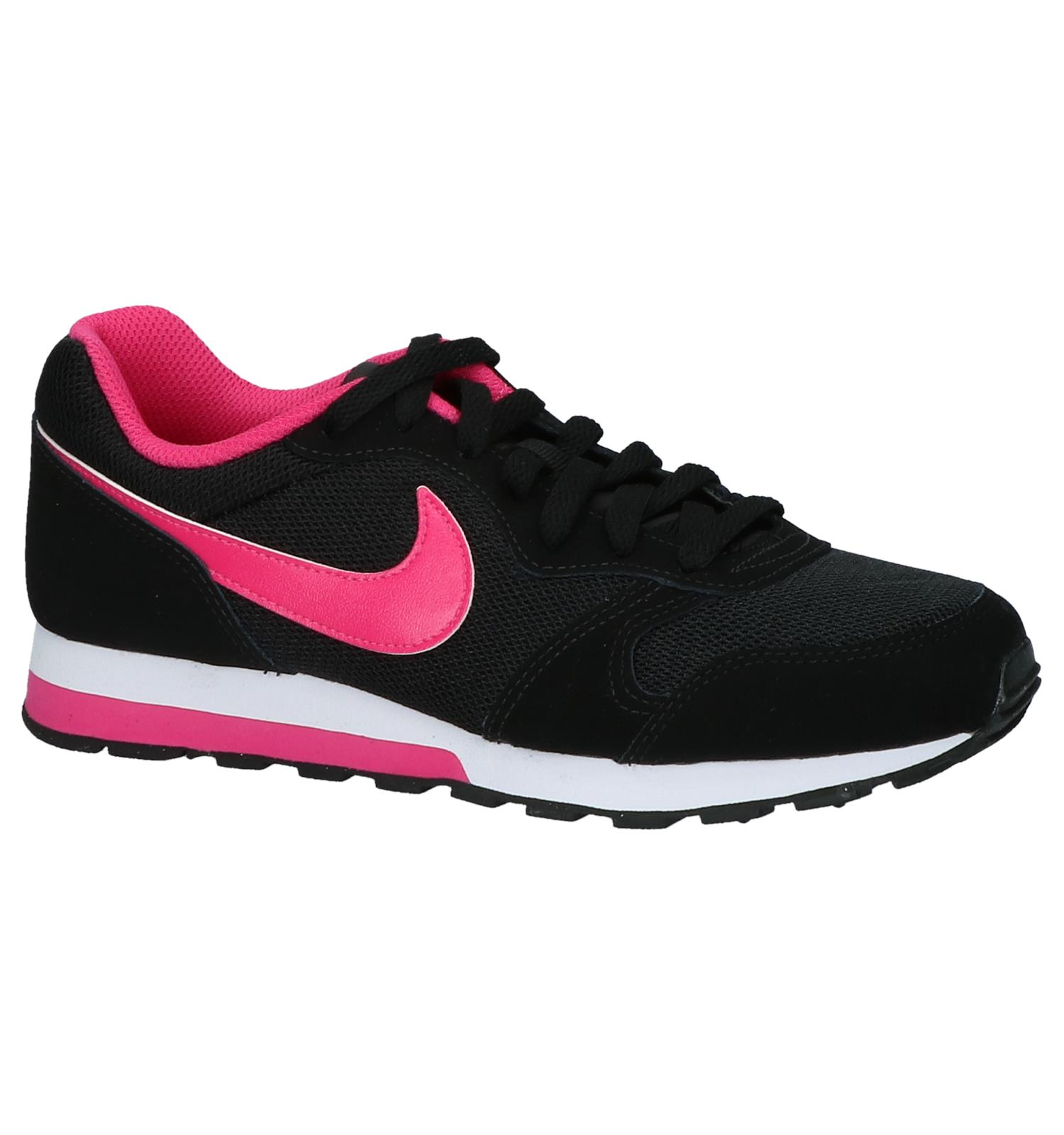 c9990ab2861 Zwart/Roze Sneakers Nike MD Runner 2 | TORFS.BE | Gratis verzend en retour