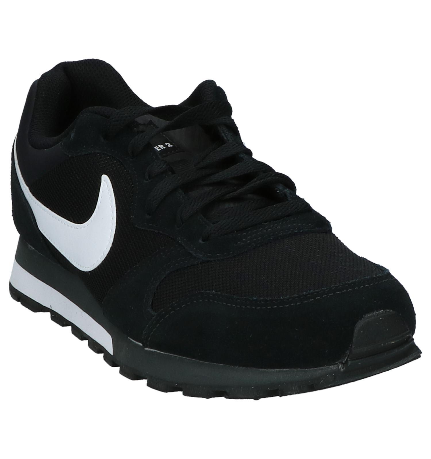 huge selection of 4aa6c a8b12 Zwarte Lage Sneakers Nike MD Runner 2   TORFS.BE   Gratis verzend en retour