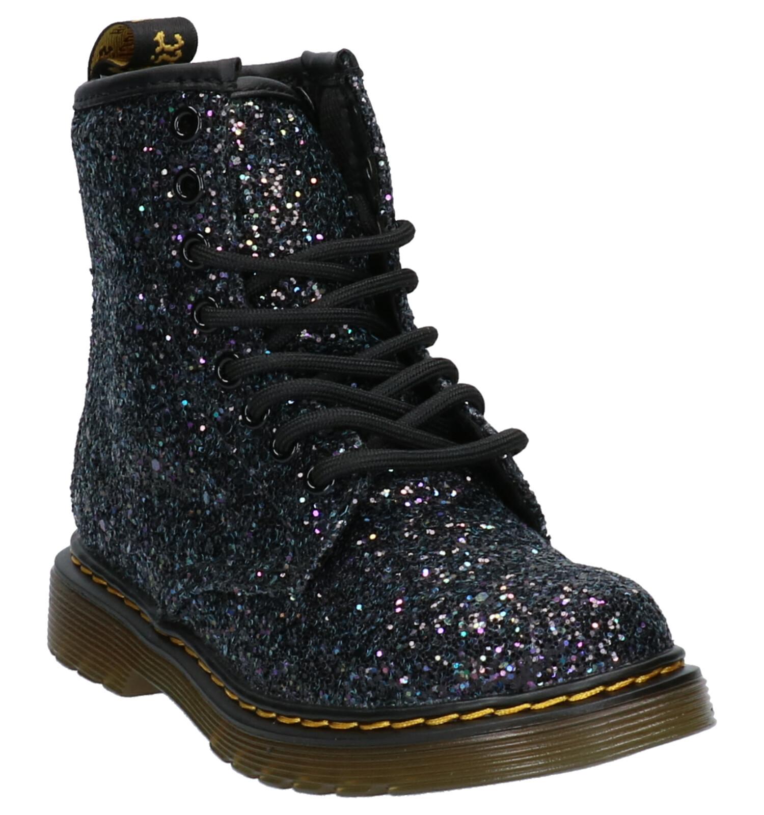 new design fantastic savings affordable price Dr. Martens Glitter Blauwe Boots | TORFS.BE | Gratis verzend ...