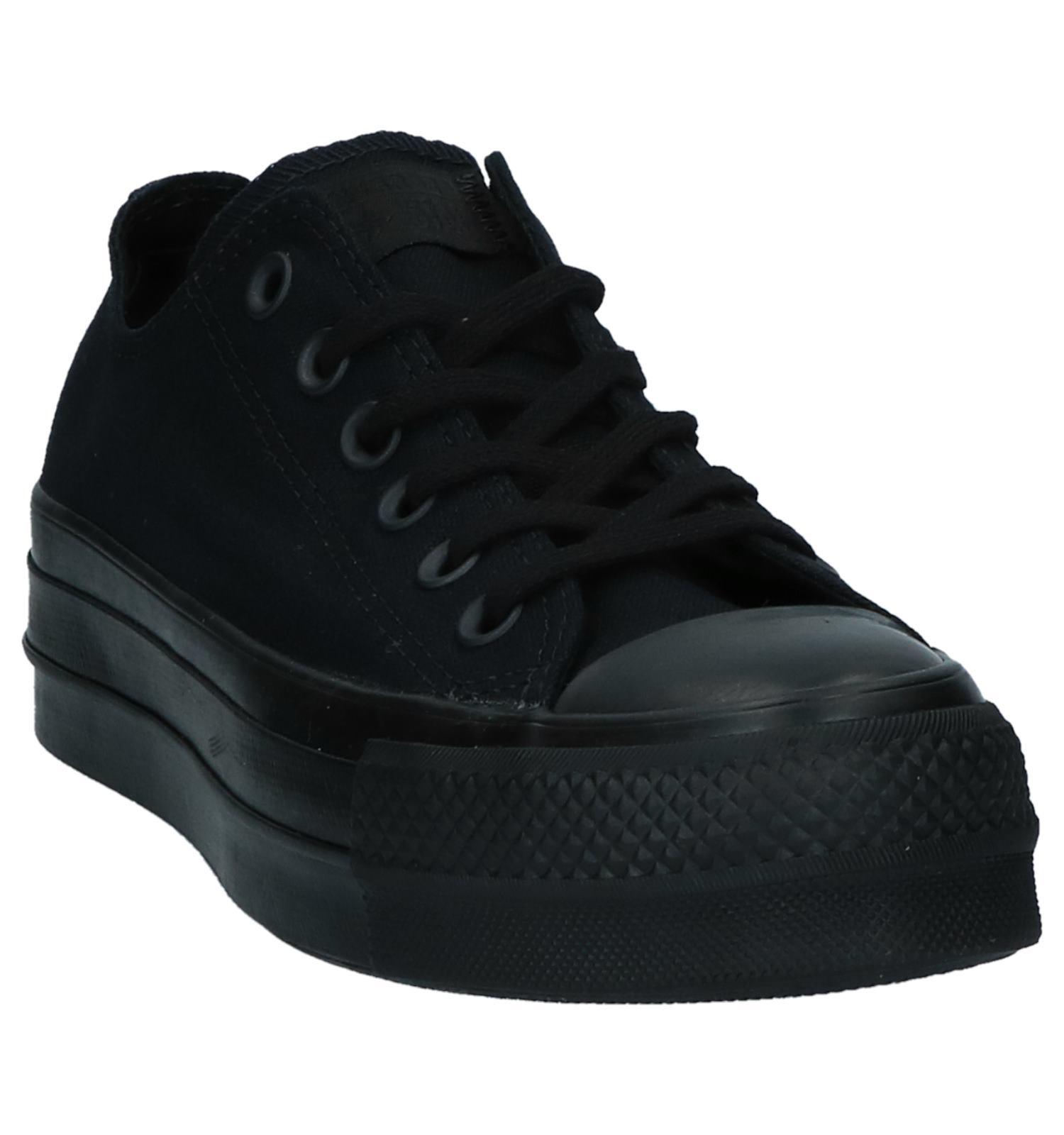 c4cec268dcd Zwarte Converse Chuck Taylor All Star Sneakers | TORFS.BE | Gratis verzend  en retour