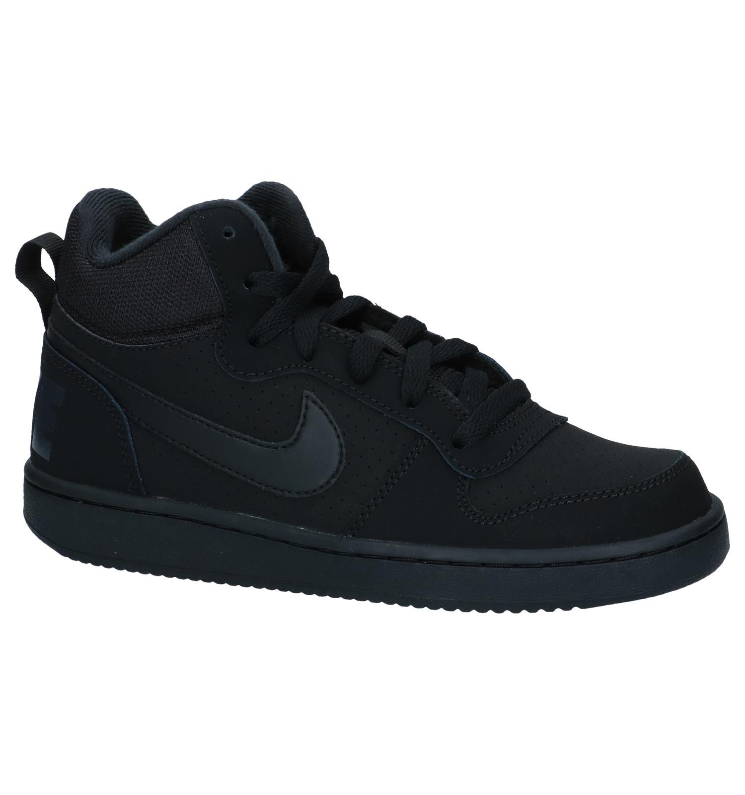 32a31723499 Zwarte Sneakers Nike Court Borough Mid | TORFS.BE | Gratis verzend en retour