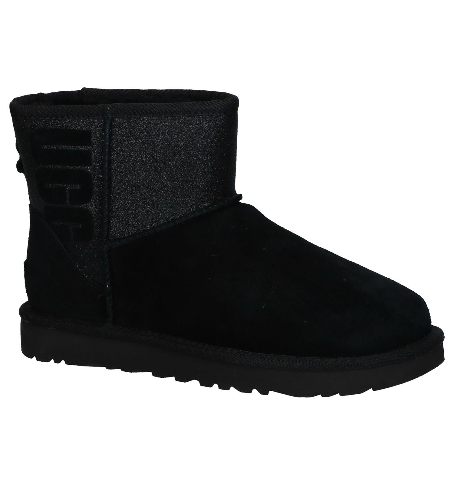Zwarte Boots UGG Classic Mini | TORFS.BE | Gratis verzend en retour