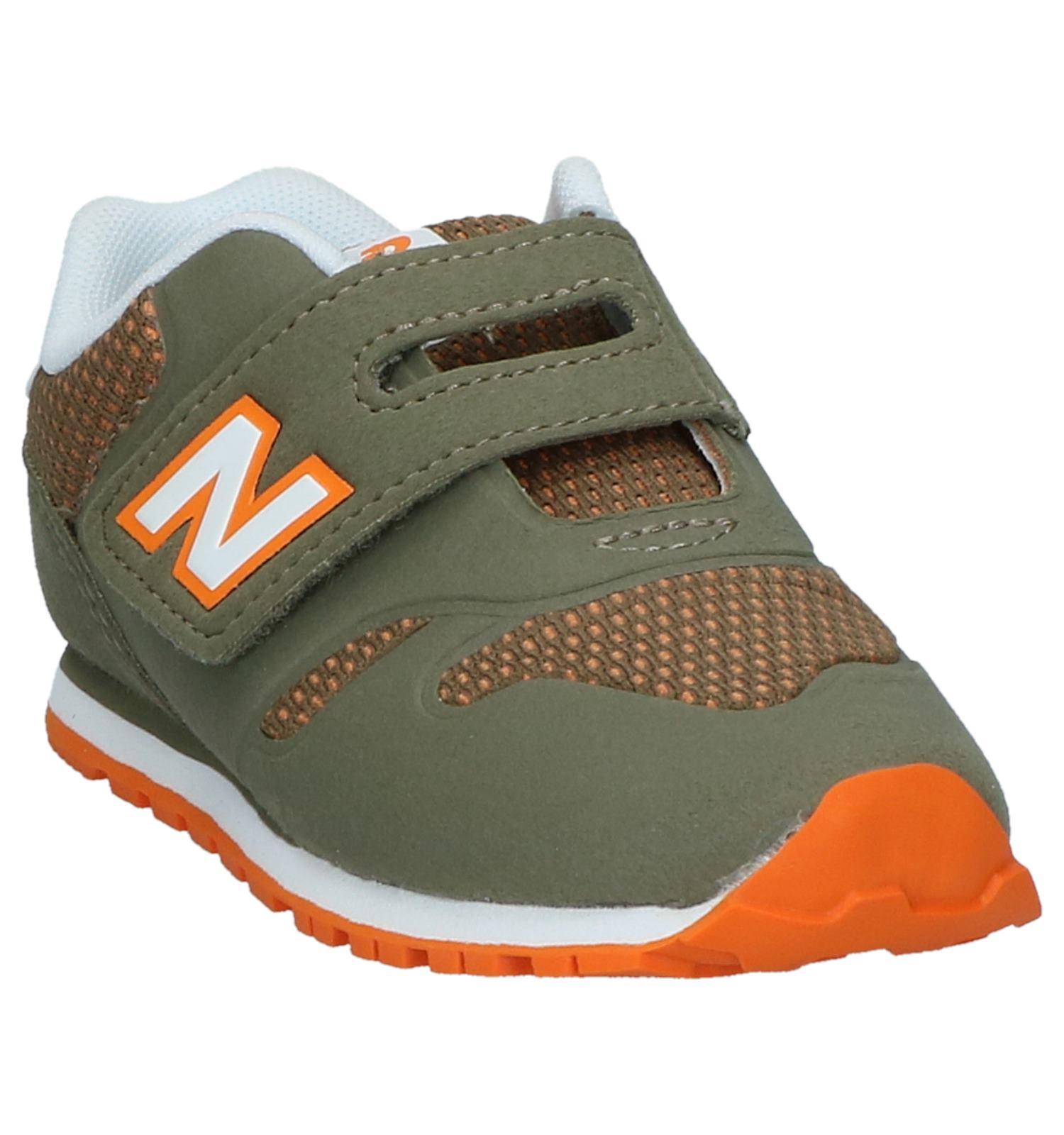 new balance kaki groen