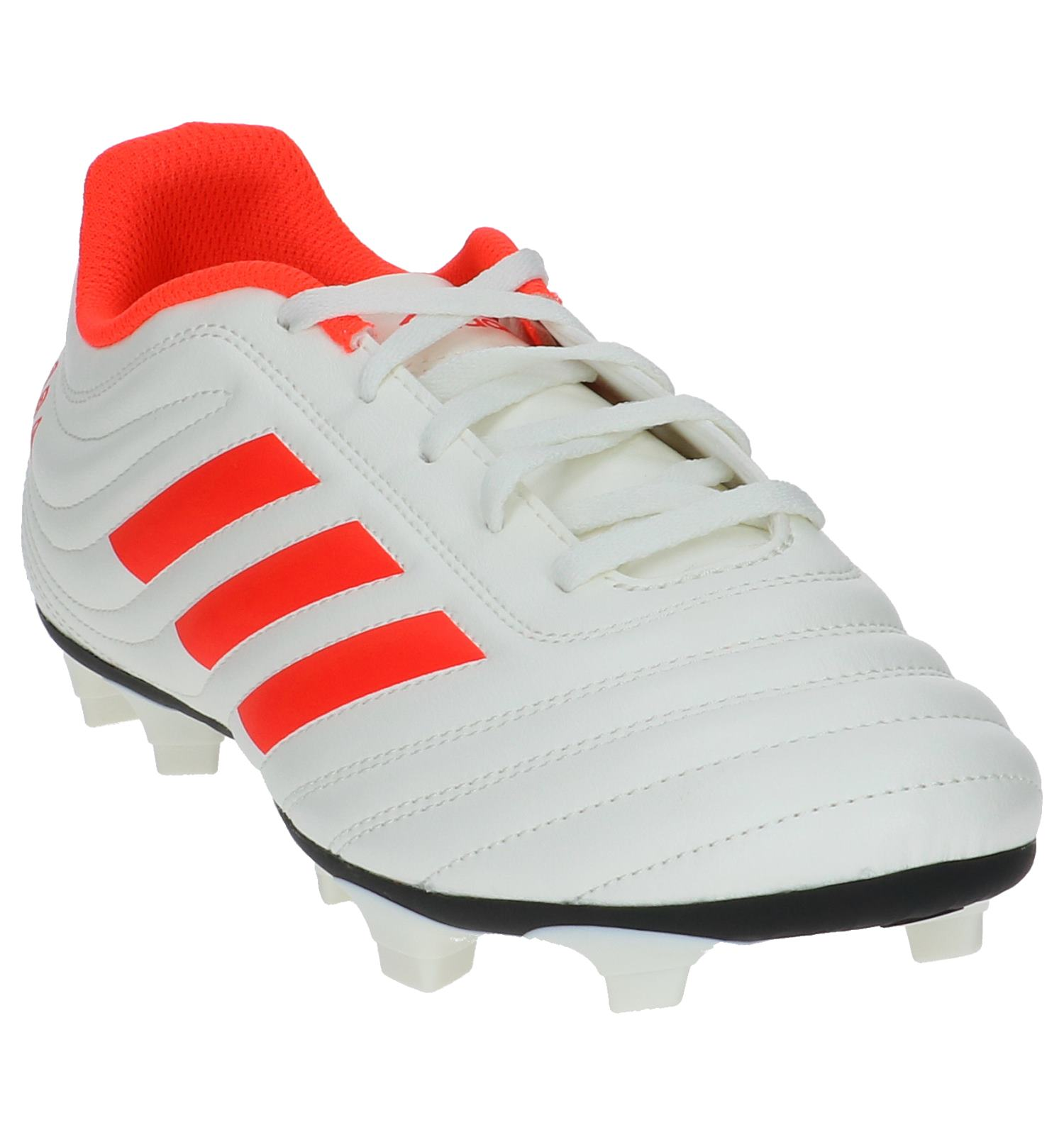 9ff28323f48 Voetbalschoenen adidas Copa 19.4 FG Ecru/Oranje | TORFS.BE | Gratis verzend  en retour