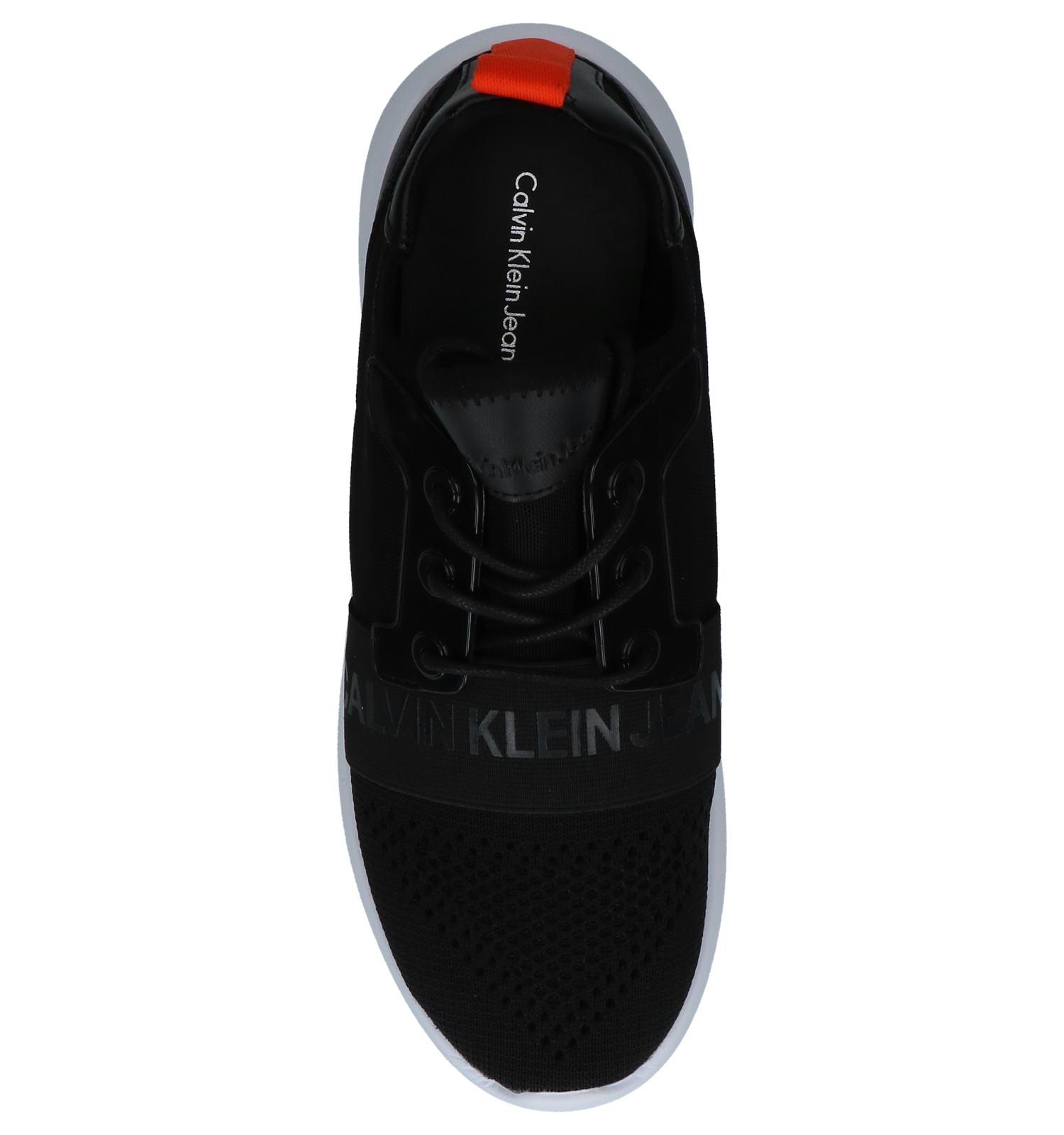 ee5e870efed Calvin Klein Meryl Zwarte Sneakers   TORFS.BE   Gratis verzend en retour