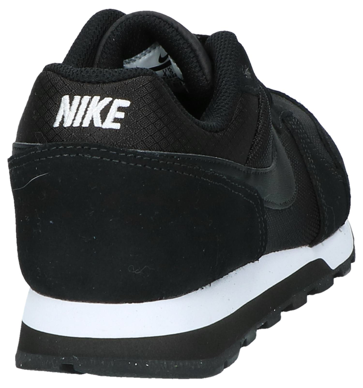 b9172a6930f Nike MD Runner 2 Lage Sneakers Zwart | TORFS.BE | Gratis verzend en retour