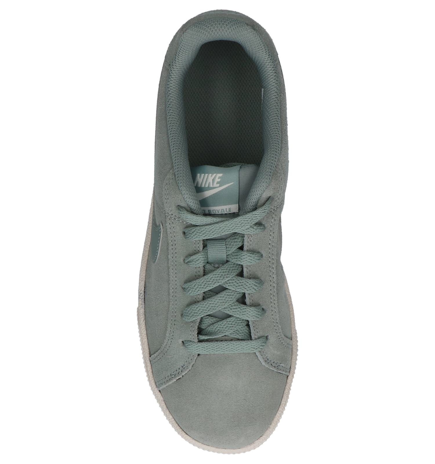 new concept 89dbd 7dbfd Nike Court Royale Munt Groene Sneakers  TORFS.BE  Gratis verzend en retour