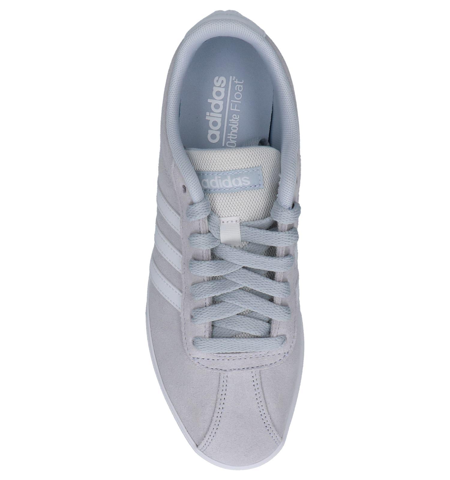 Verzend Courtset Lichtblauwe W Adidas be Torfs Sneakers Gratis ApR8wq0P