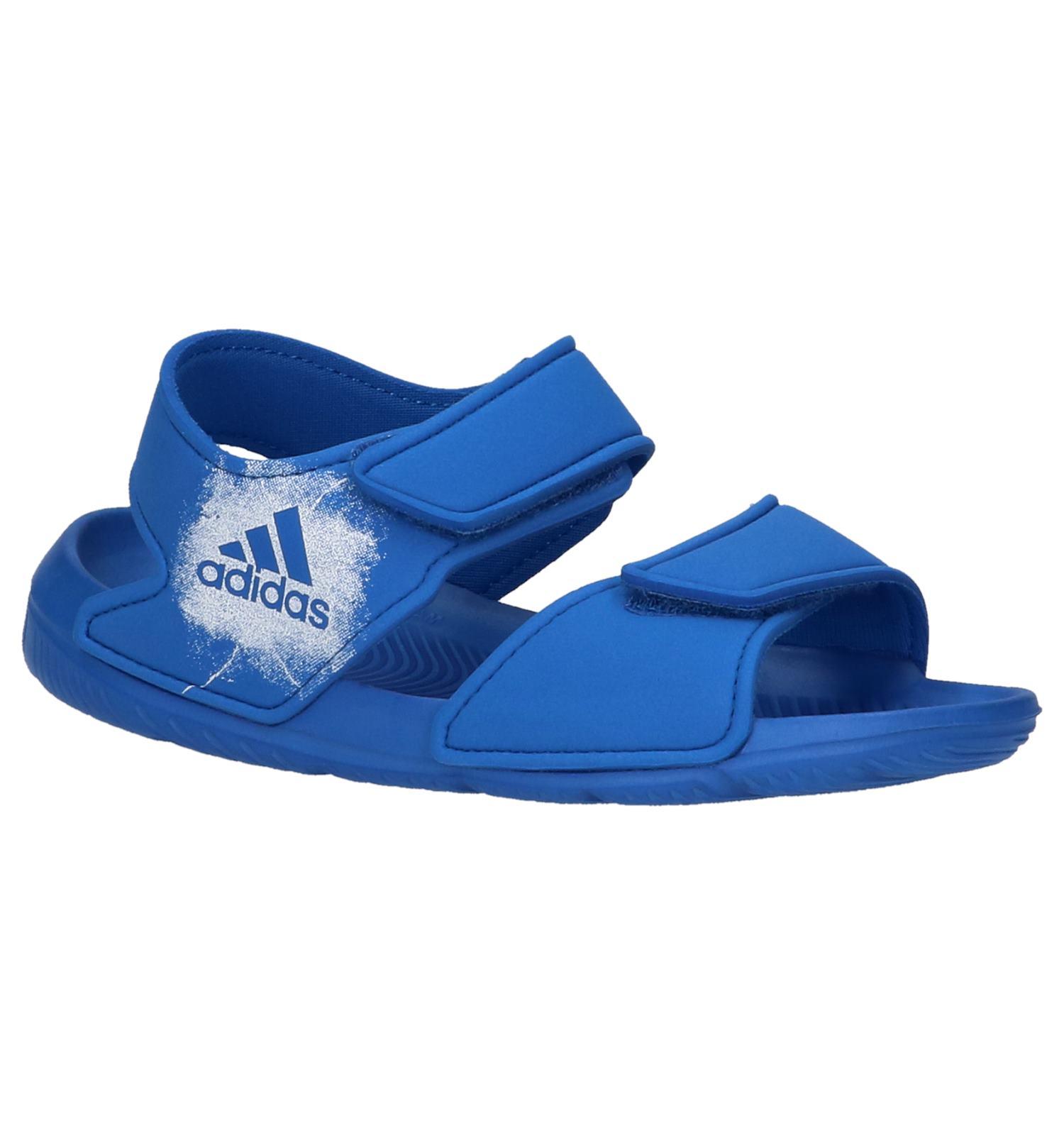 0a95edac39c Watersandalen Blauw adidas Altaswim | TORFS.BE | Gratis verzend en retour