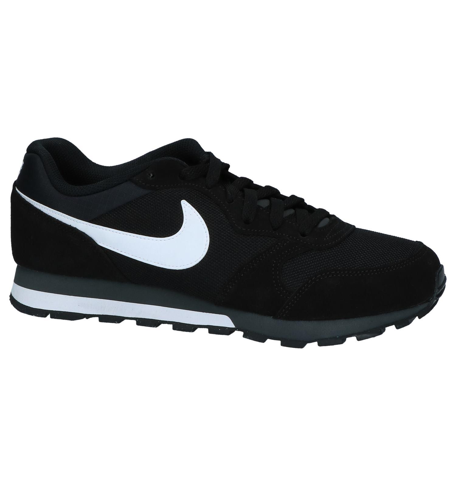 f7b6da0ab7d Nike MD Runner Lage Sneakers Zwart | TORFS.BE | Gratis verzend en retour