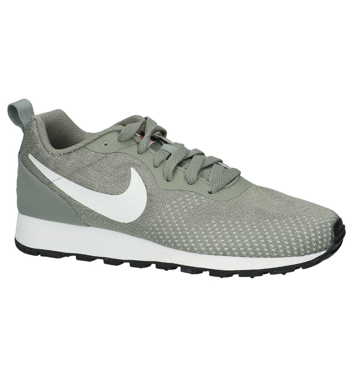 4a0e005783b Kaki Lage Sportieve Sneakers Nike MD Runner   TORFS.BE   Gratis verzend en  retour