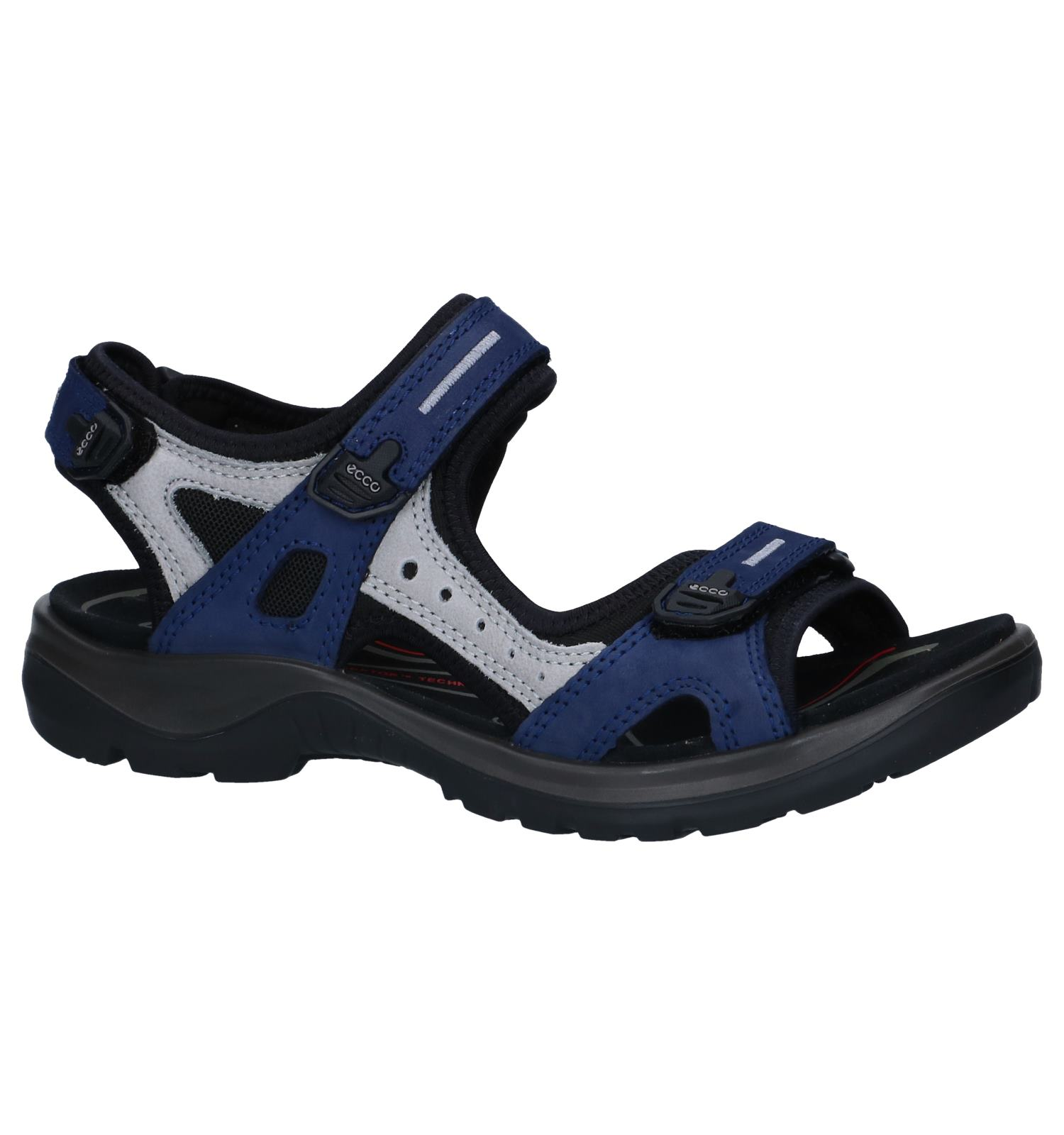 ECCO Offroad dames sandaal Blauw Maat 38