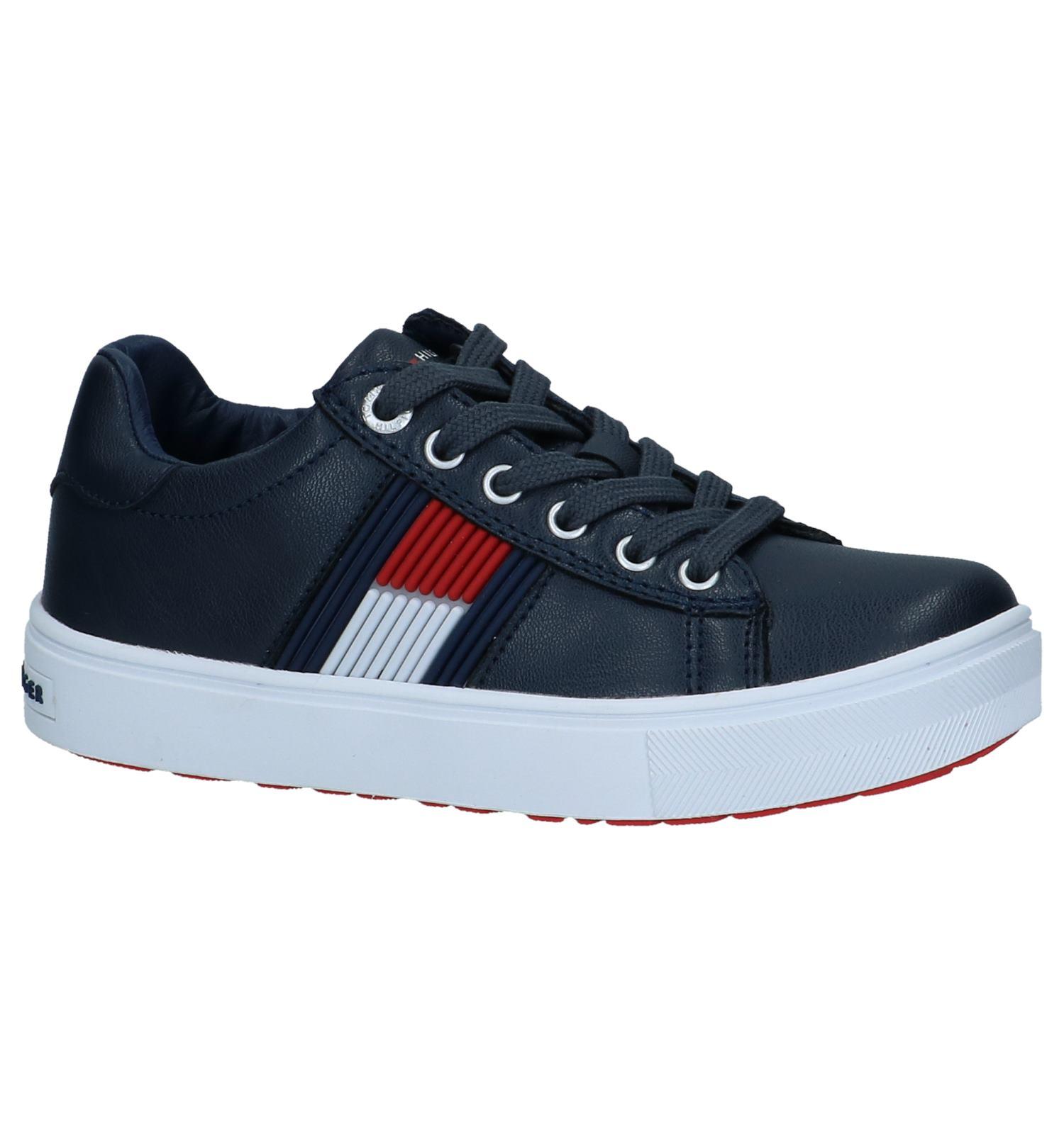 3e1ab7d2ddbe Tommy Hilfiger Chaussures basses (Bleu foncé)