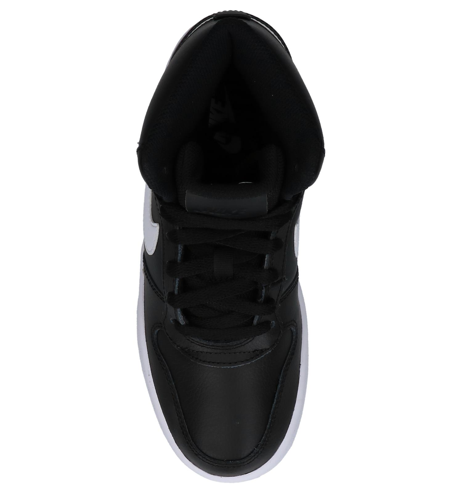 17931669c54 Zwarte Lederen Hoge Sneakers Nike Ebernon Mid | TORFS.BE | Gratis verzend  en retour