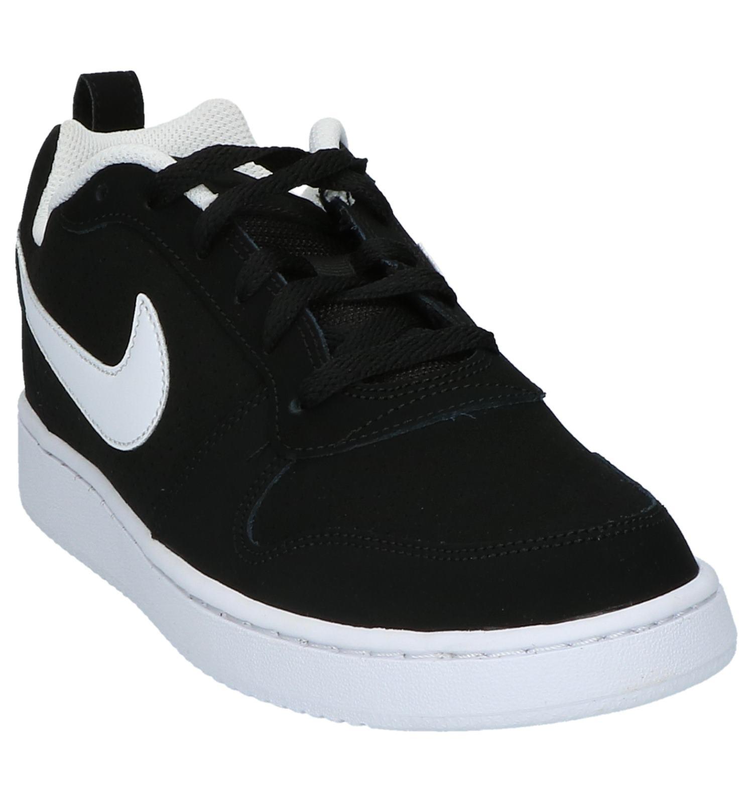 watch 04beb e4b00 Sneakers Laag Sportief Zwart Nike Court Borough Low  TORFS.BE  Gratis  verzend en retour
