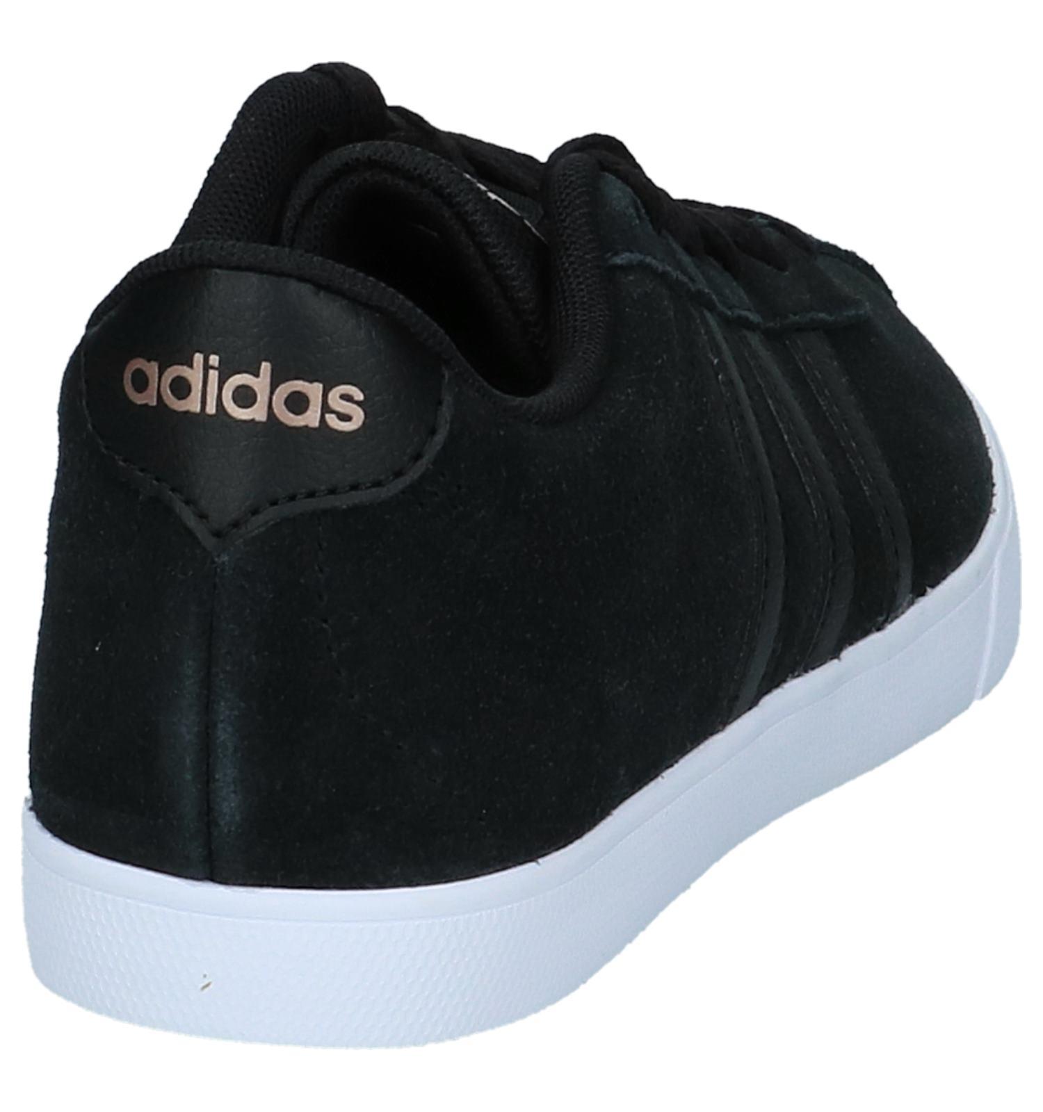 77e1ebc1a75 Zwarte Sneakers adidas Courtset W | TORFS.BE | Gratis verzend en retour