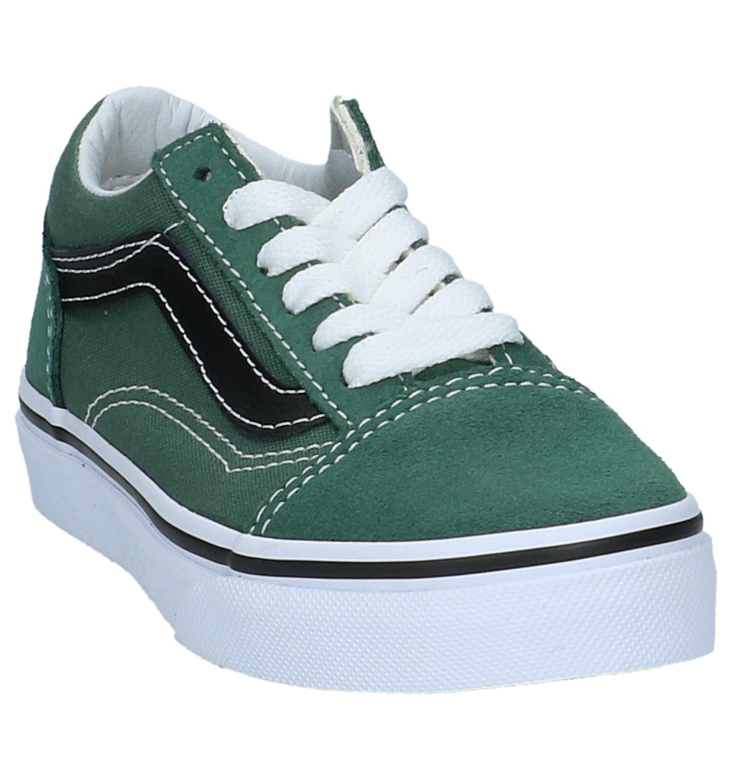 vans ward groen