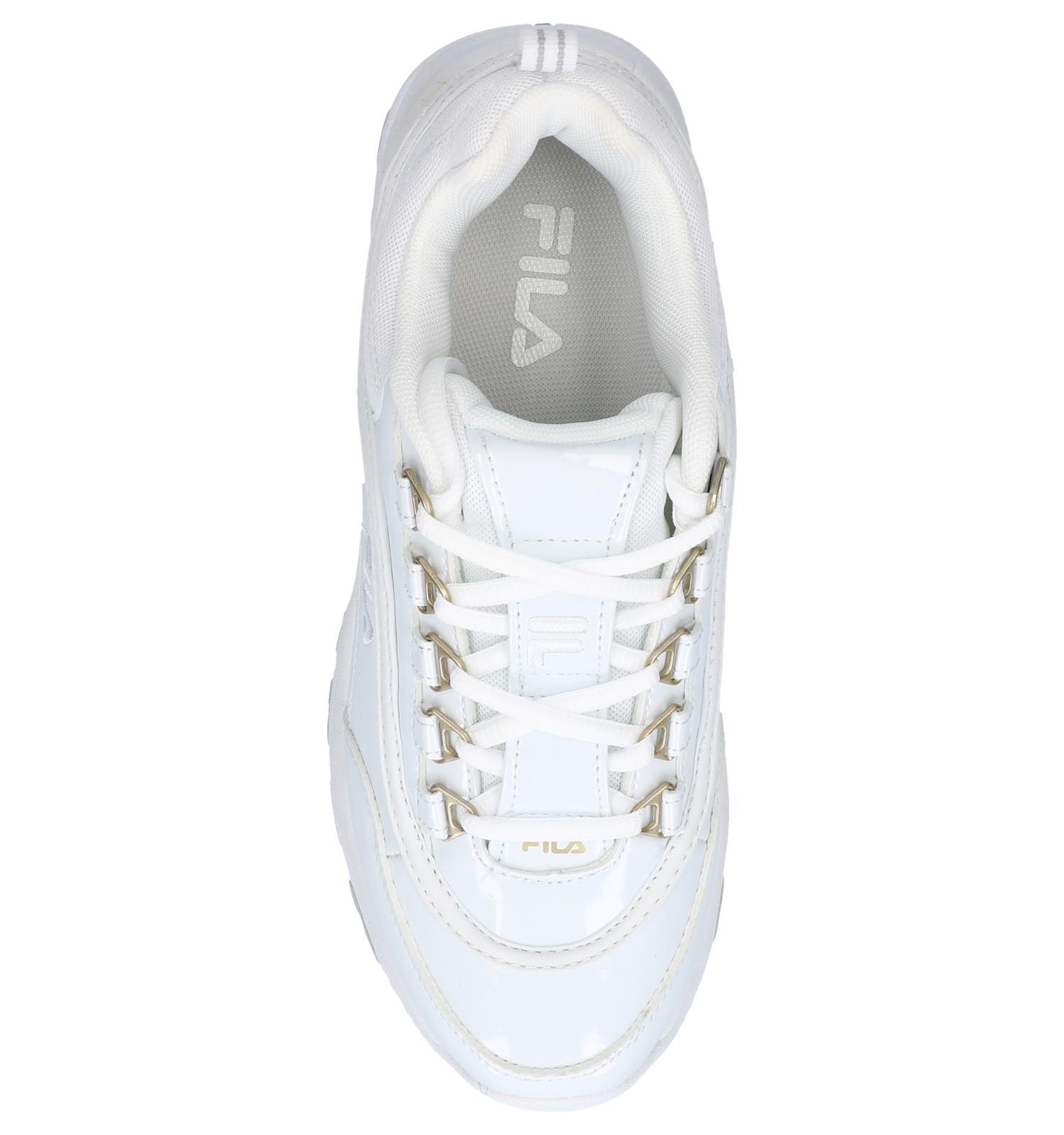 d4cb44b8e78 Witte Sneakers Fila Strada Low | TORFS.BE | Gratis verzend en retour
