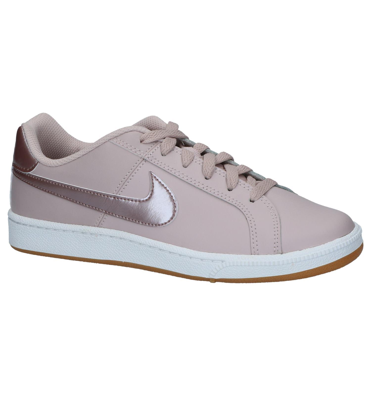 Roze Nike Court Royale Sneakers | TORFS.BE | Gratis verzend en retour