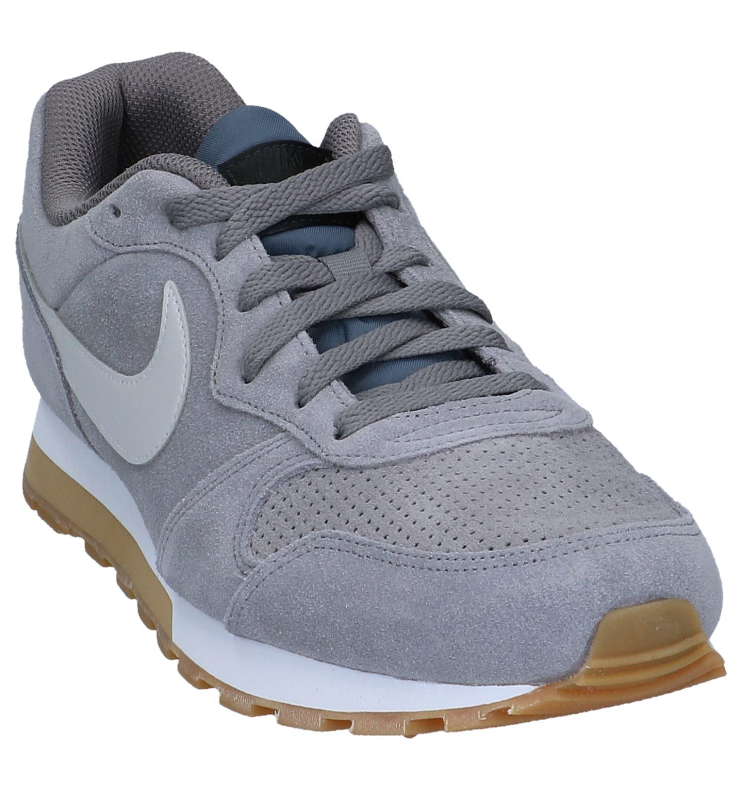 1fddd65ffe5 Grijze Sneakers Nike MD Runner 2 Suede | TORFS.BE | Gratis verzend en retour